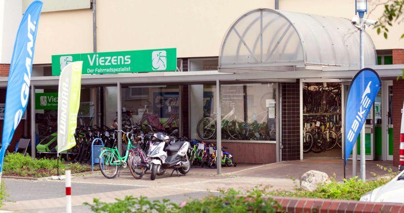 Fahrradspezialist Viezens in Celle