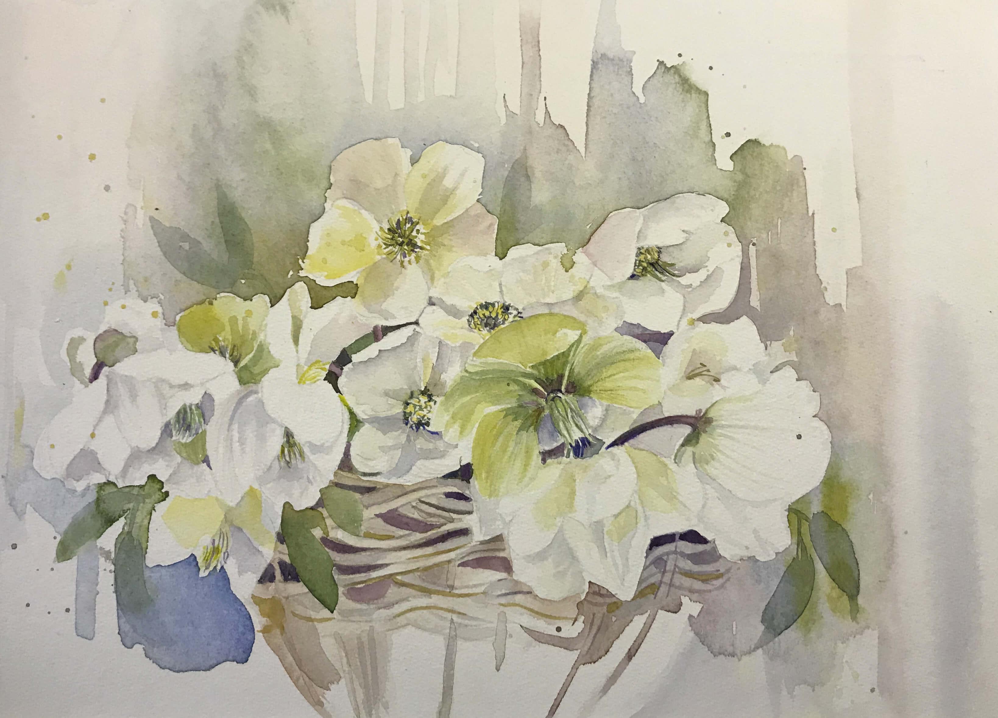 Galeri Diskus - Blumen