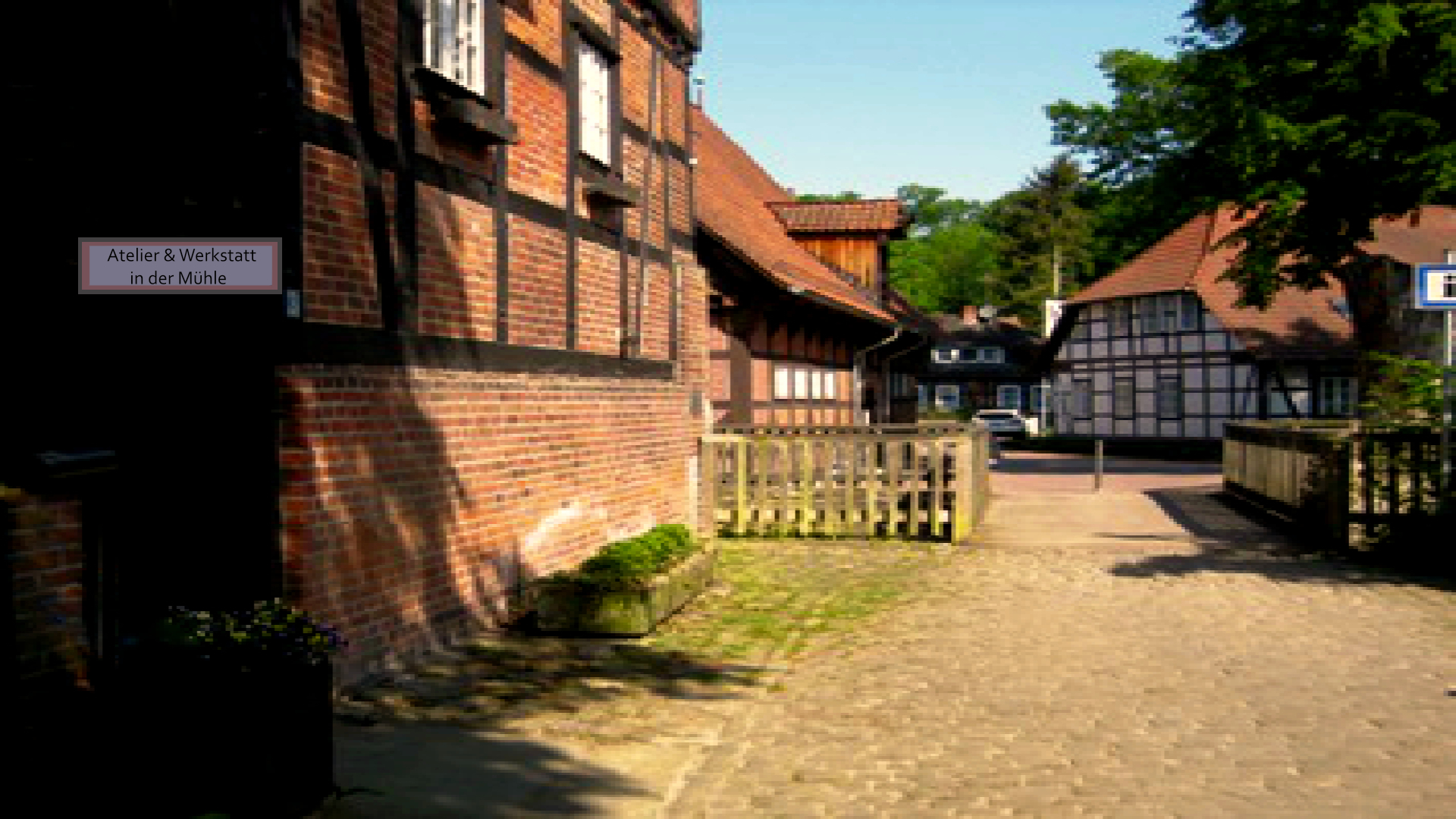 Wassermühle Wienhausen, Atelier