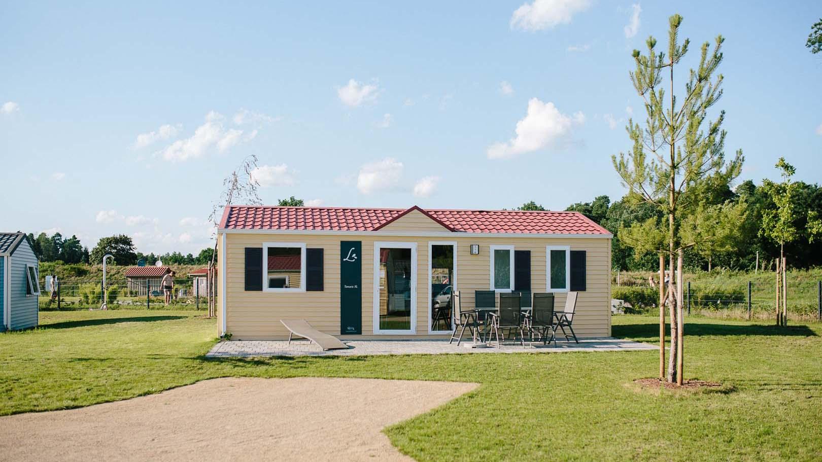 Campingpark Südheide, Chalet