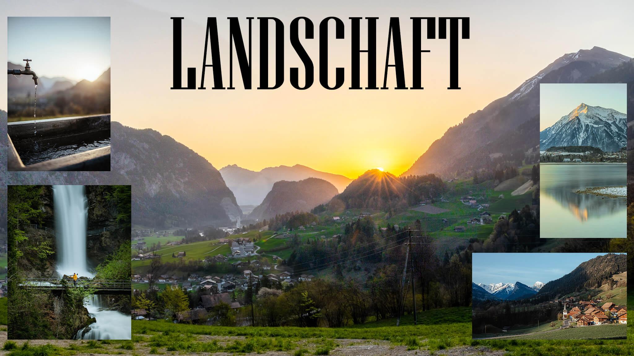 Landschaft - Natur