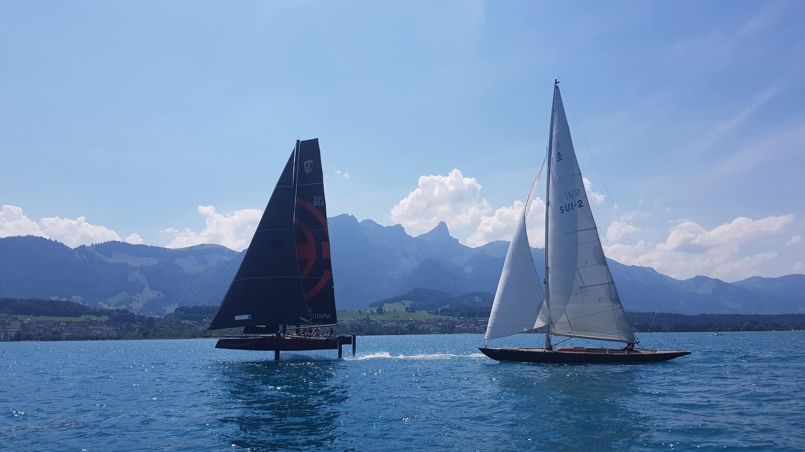 segelschule-thunersee-hilterfingen-segelboote-sommer