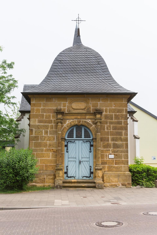 Die Loerdemann'sche Kapelle in Herzebrock