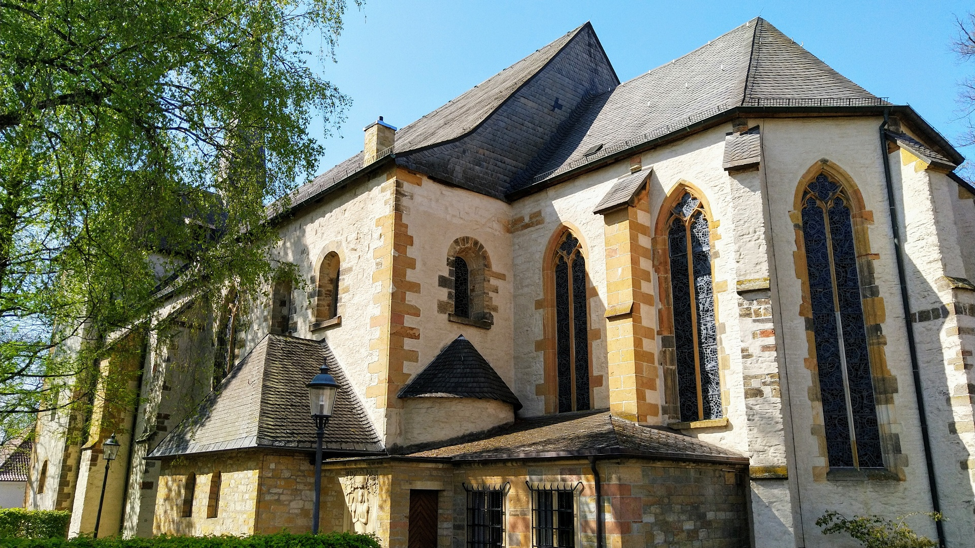 Clarholz am Kloster