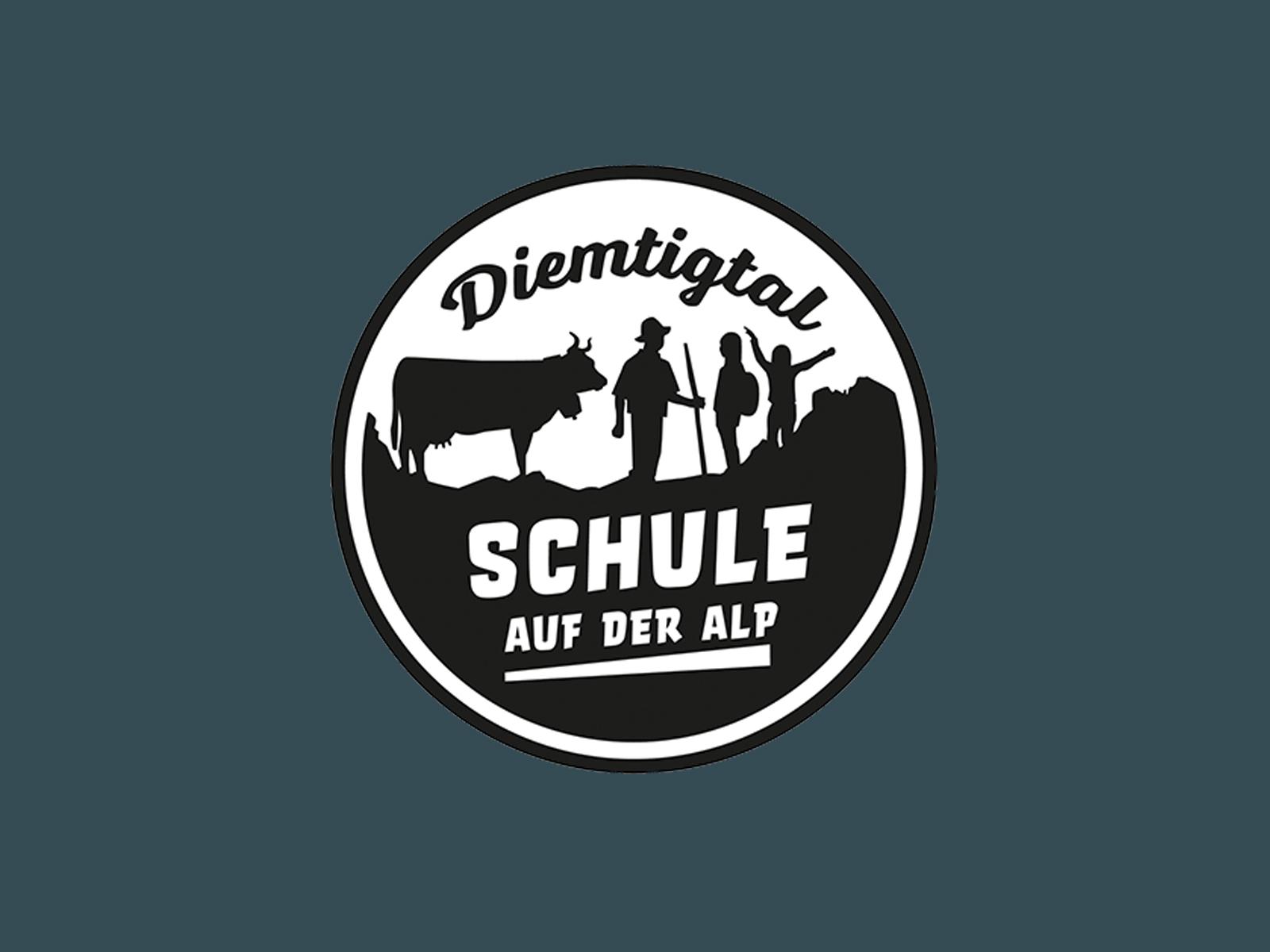 Logo Schule auf der Alp