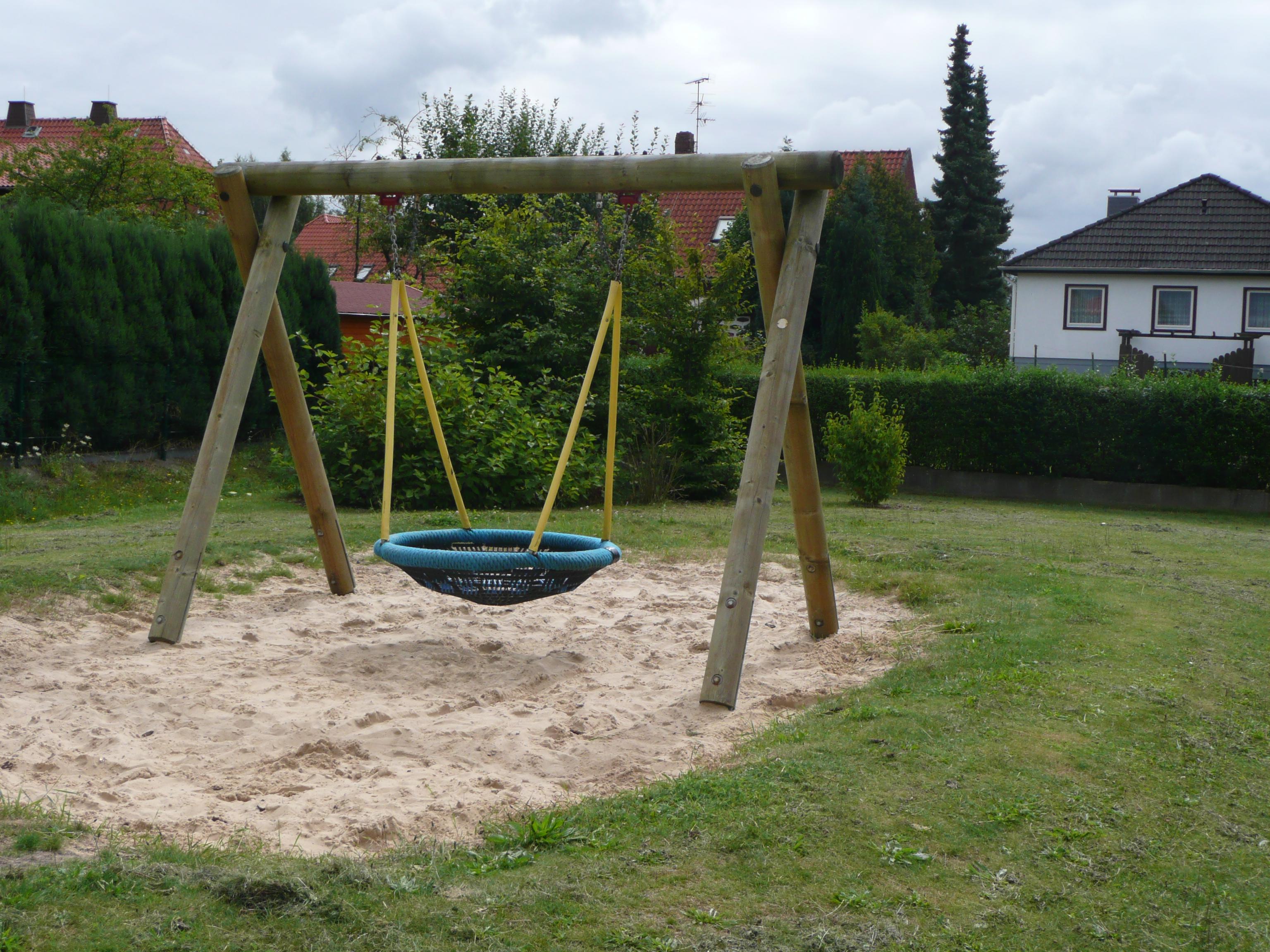 Spielplatz am Scheibenstand