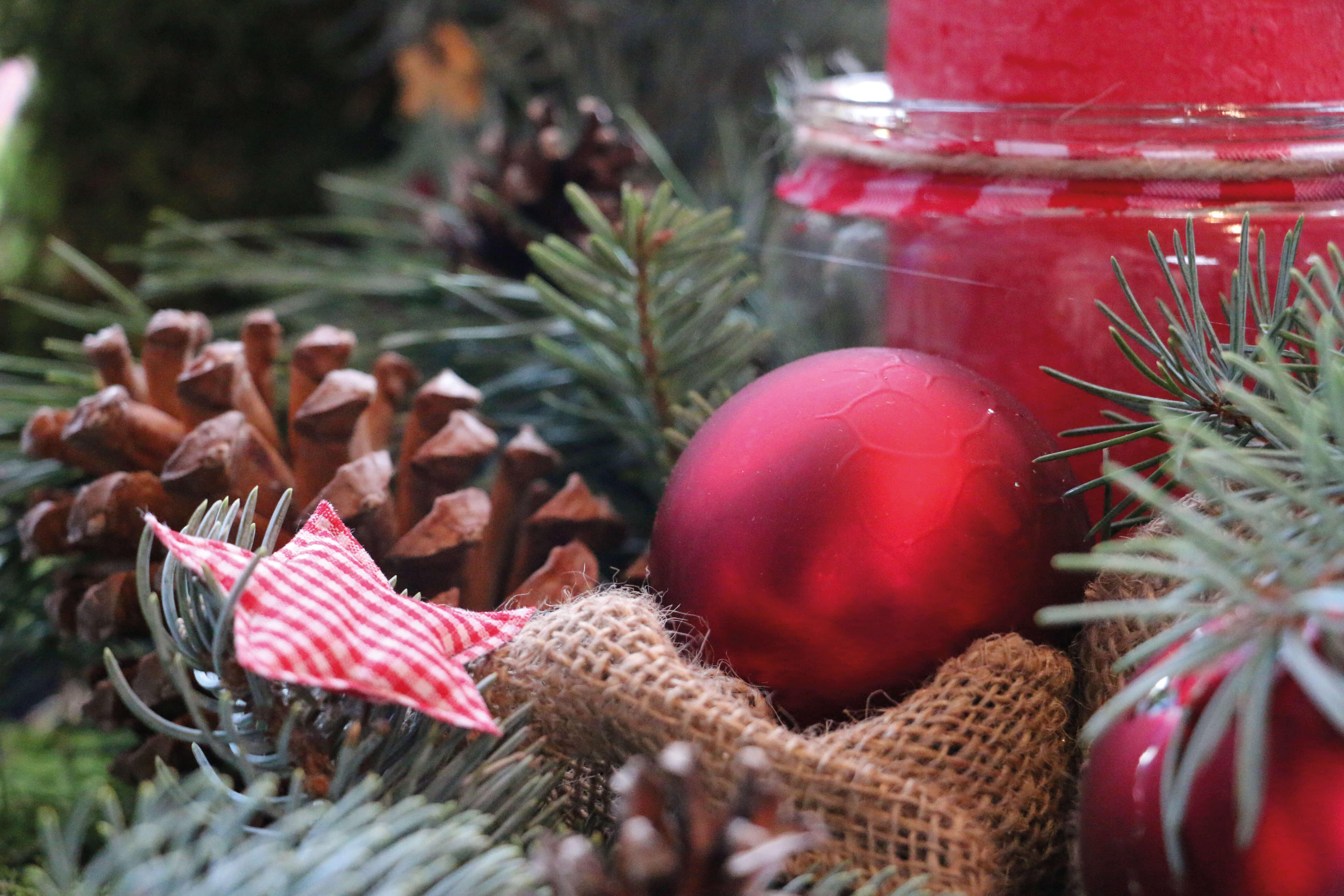 Weihnachtsausstellung in der Mehrzweckhalle Oey