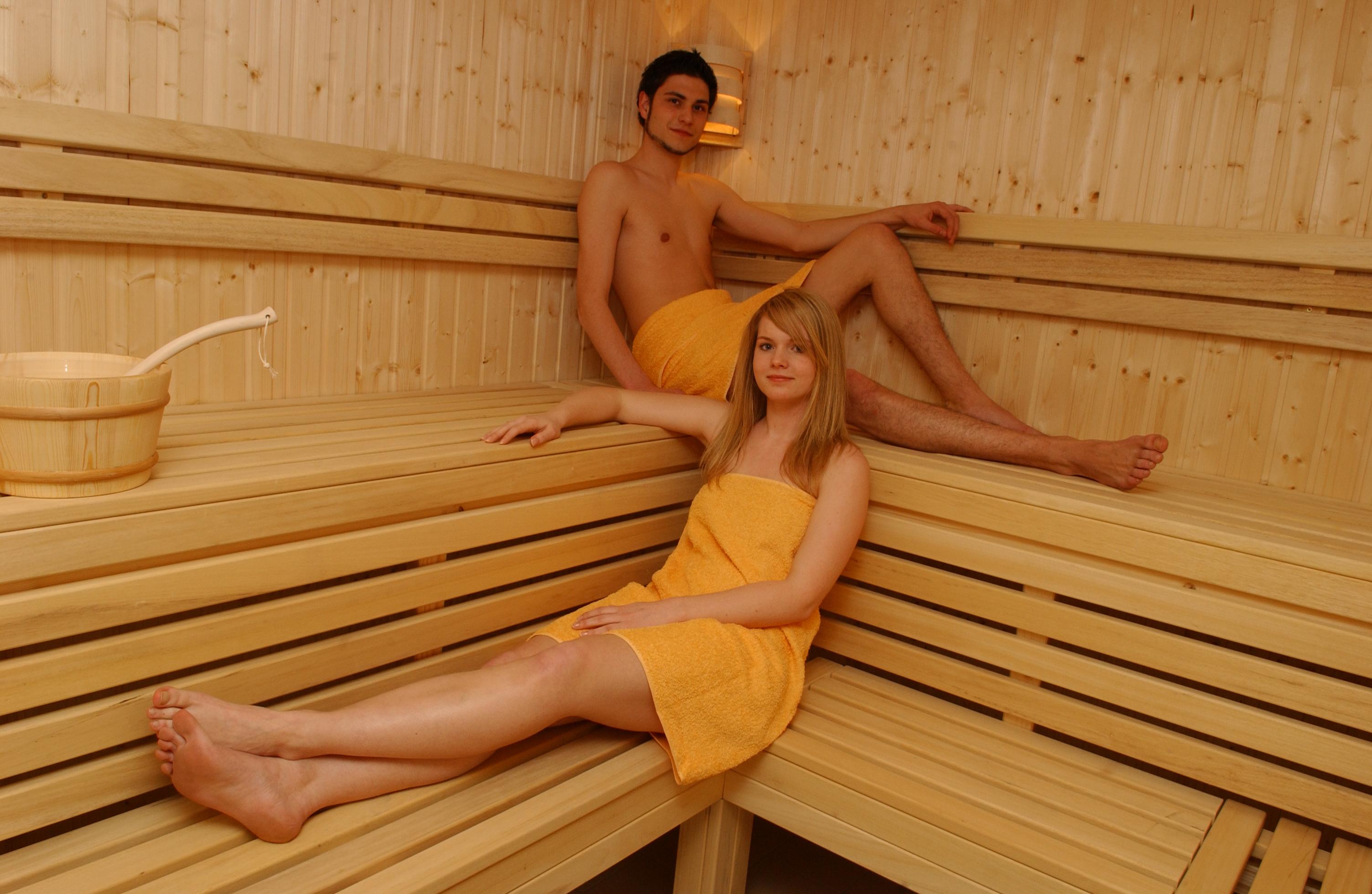 WellNessmersiel-sauna