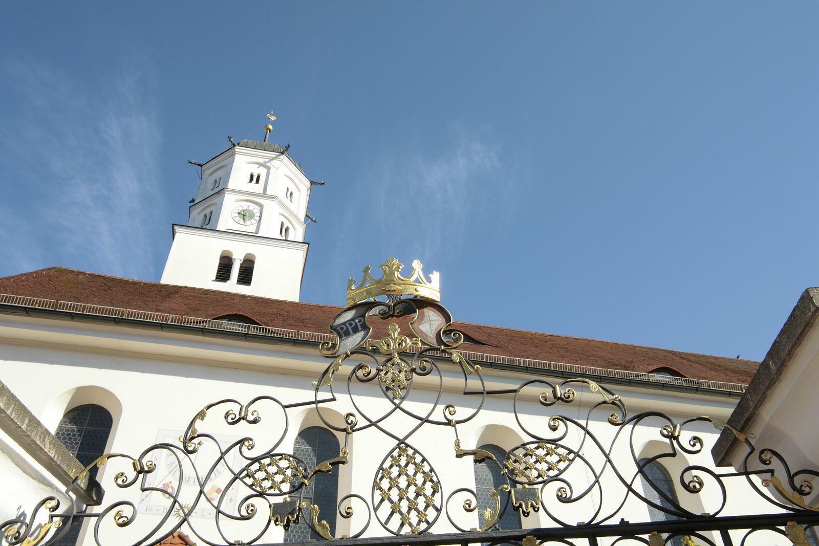 Stadtpfarrkirche St. Martin in Illertissen