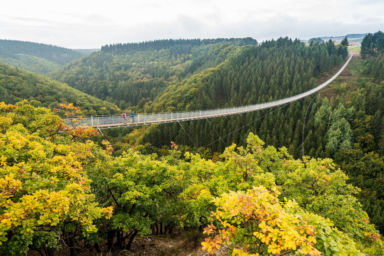 Hängeseilbrücke Geierley