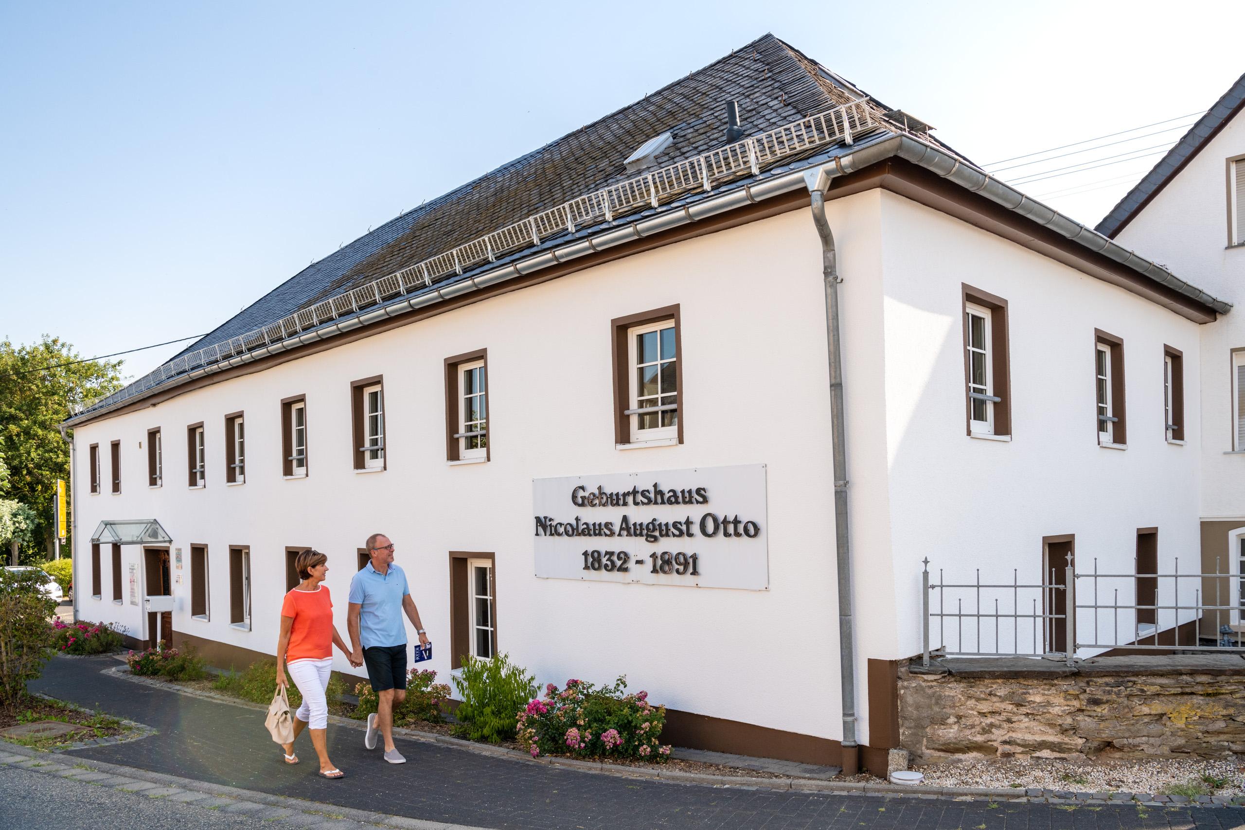 Nikolaus-August-Otto-Museum