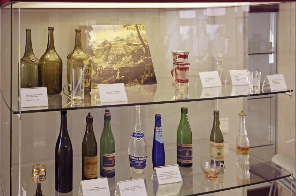 Ausstellung Glasmuseum