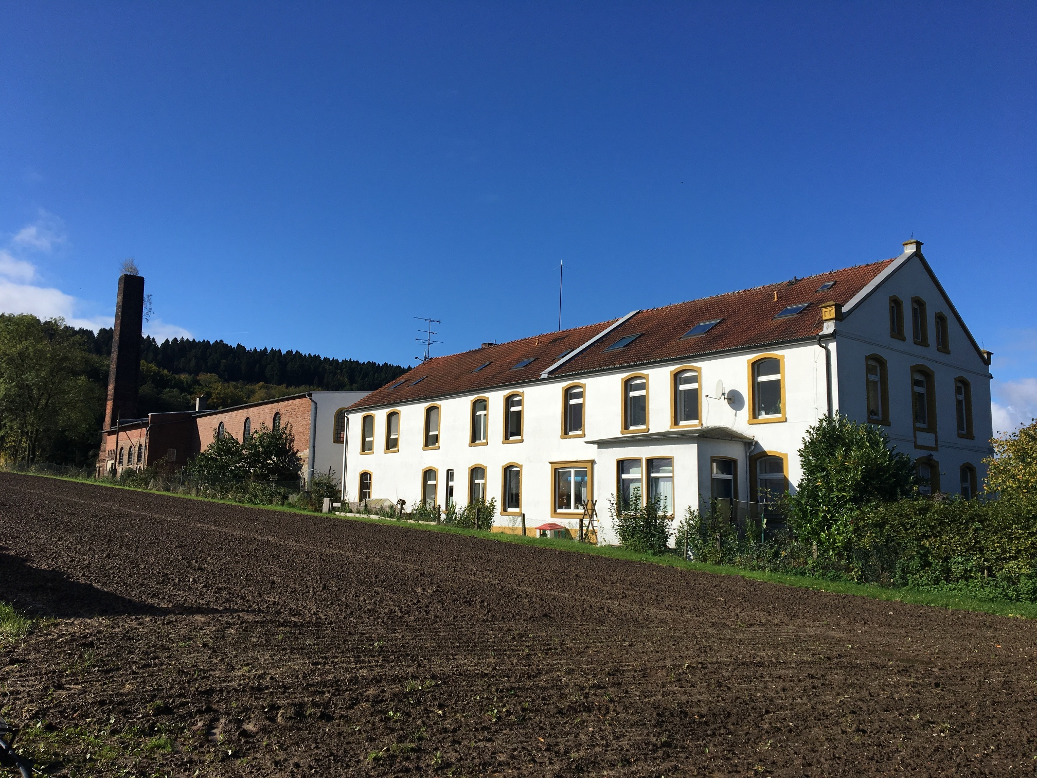 Industriedenkmal Knochenmühle