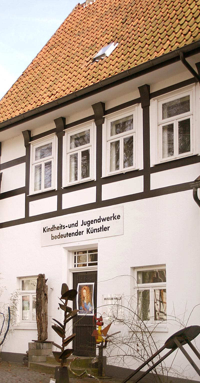 Museum für Kindheits- und Jugendwerke bedeutender Künstlerinnen und Künstler