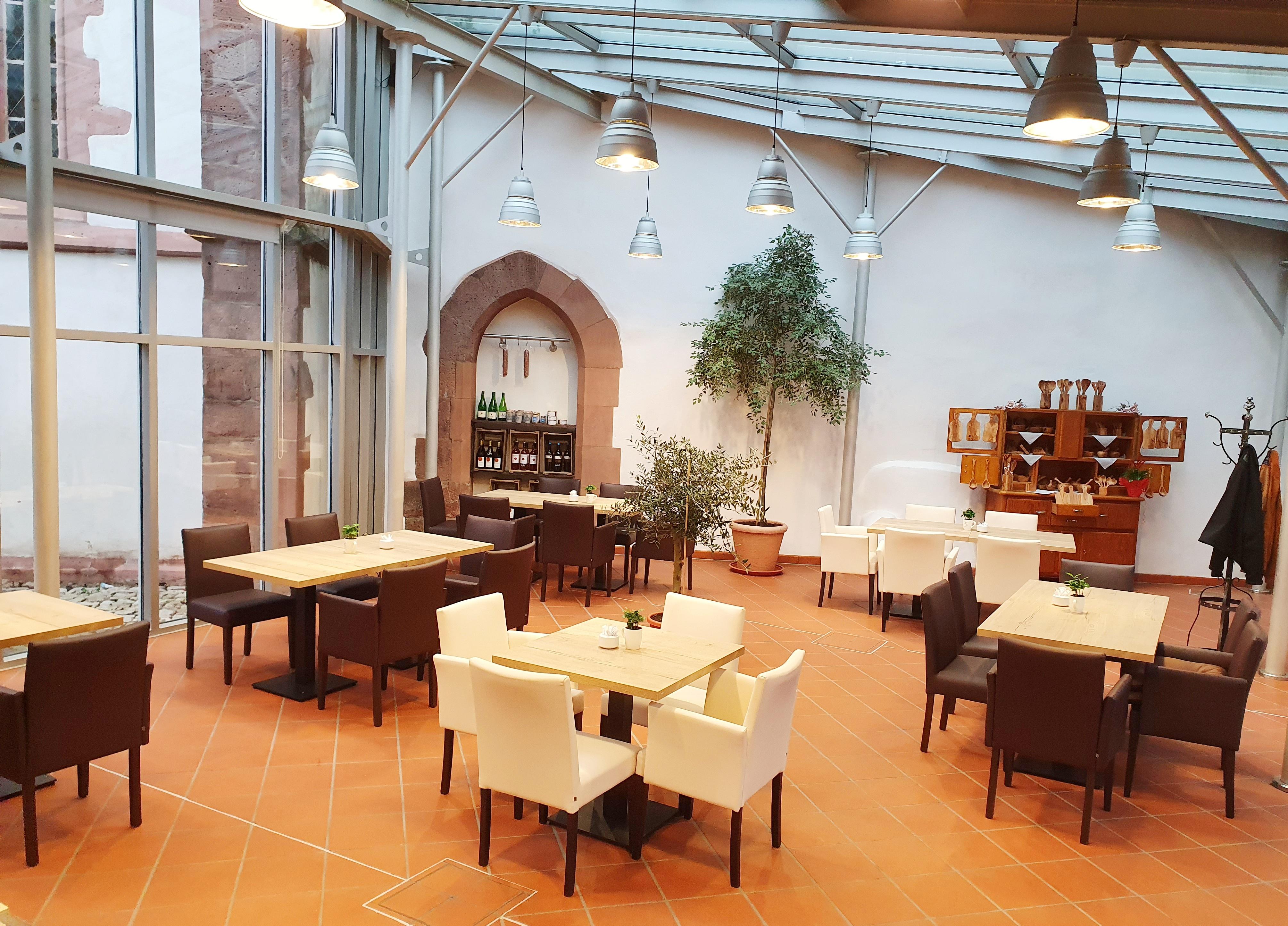 Café in der kleinen Gasse_Innenraum