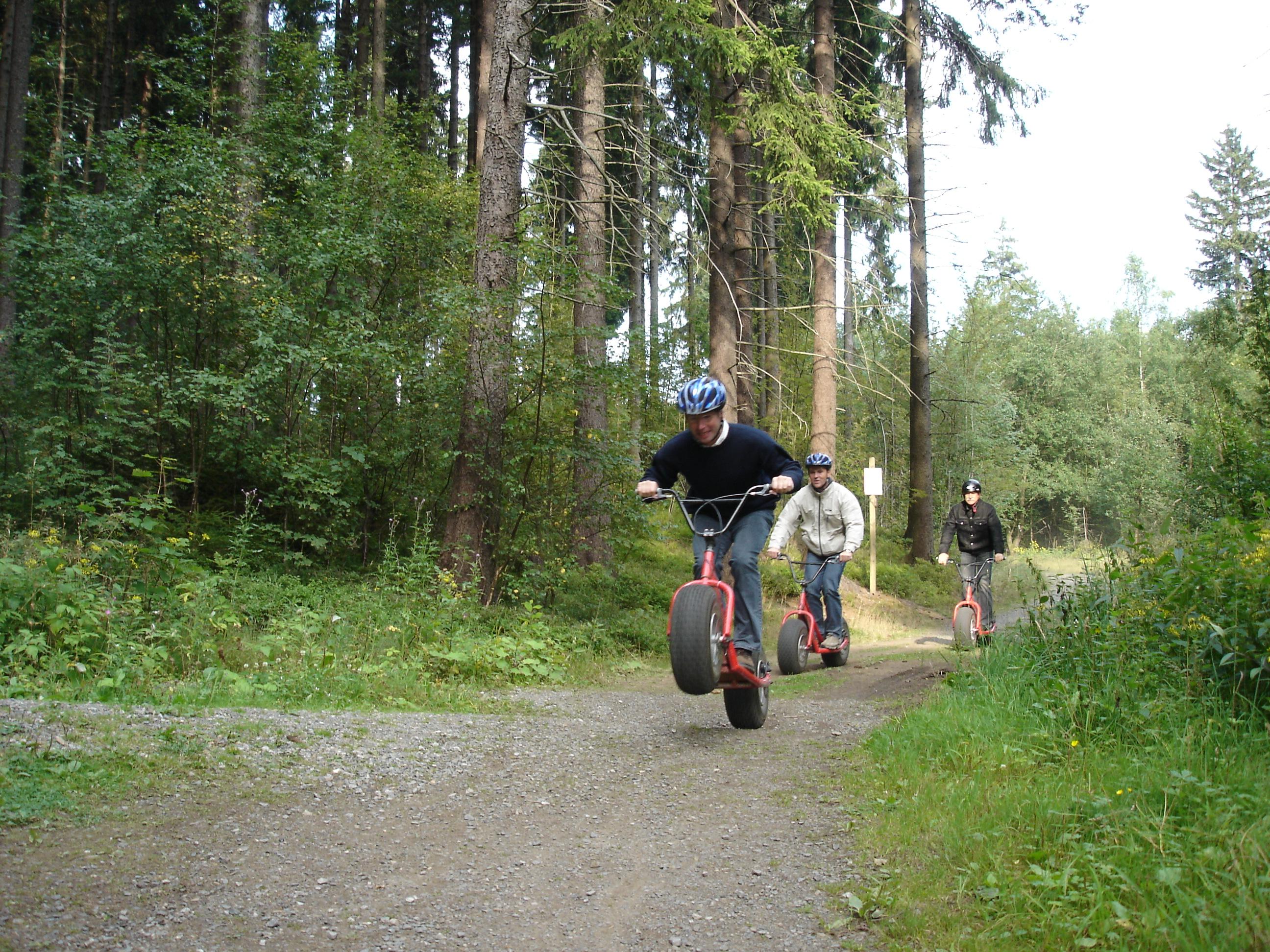 Monsterroller am Wurmberg