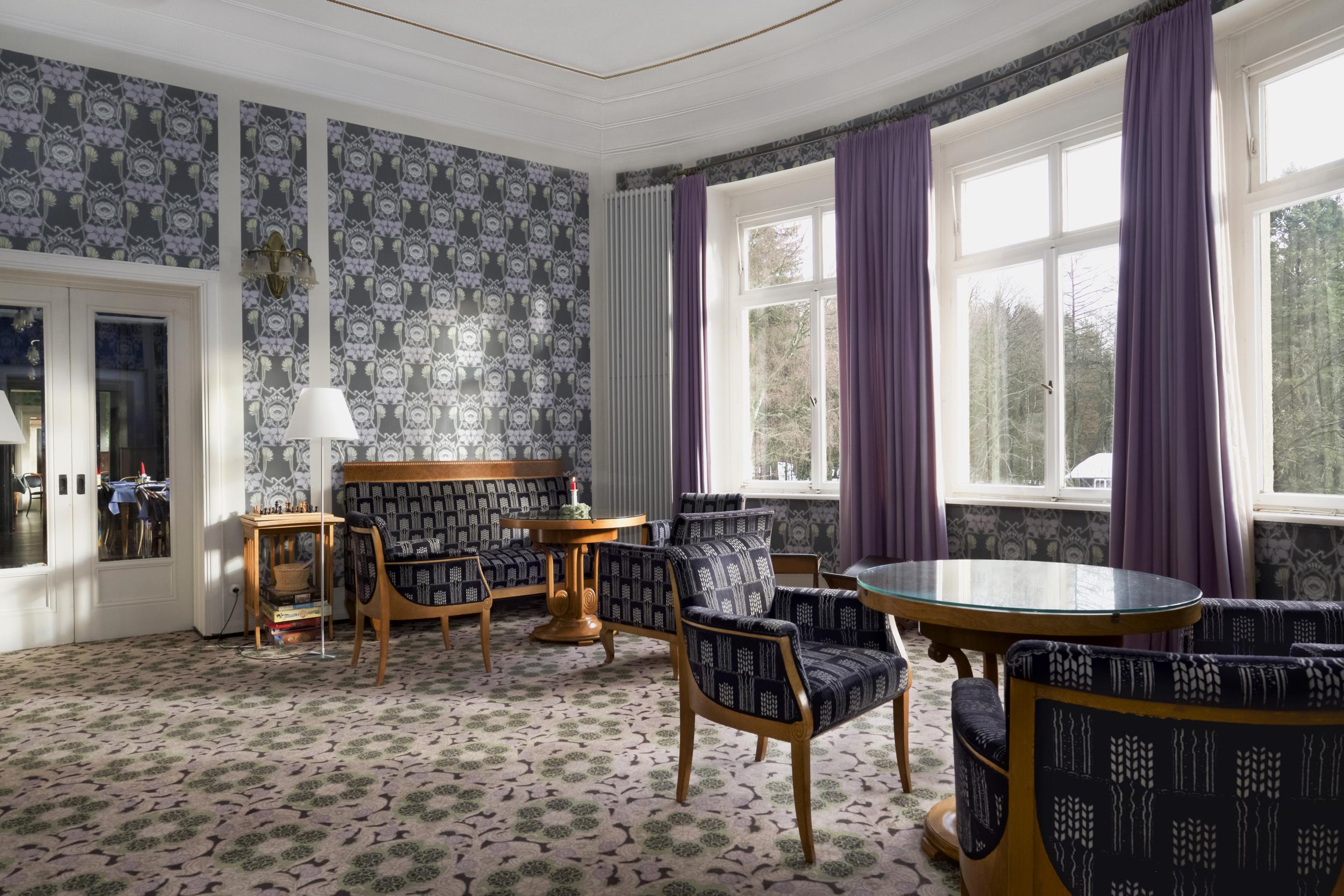 Damenzimmer im Sanatorium