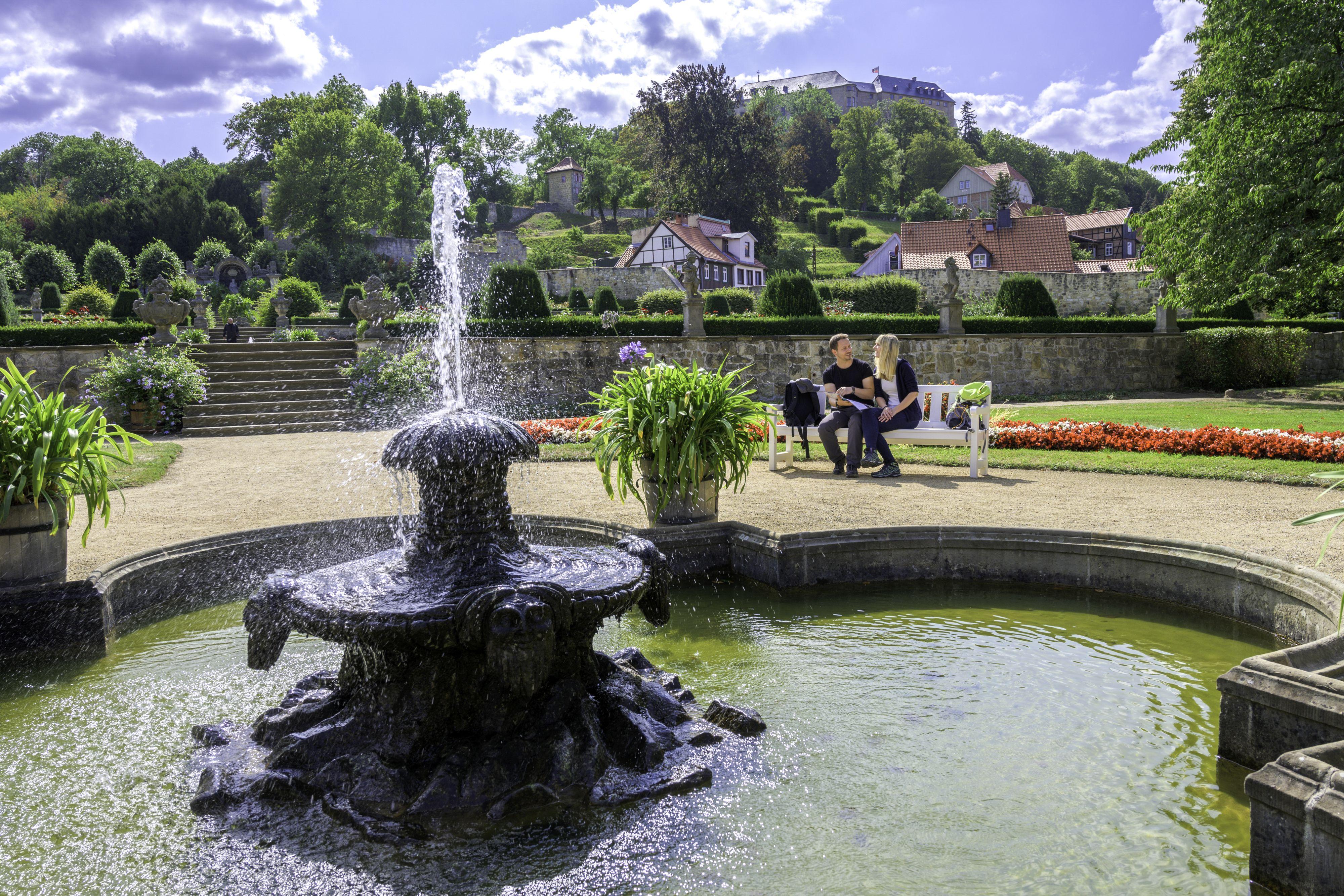 Blankenburg | Barocke Parks & Gärten