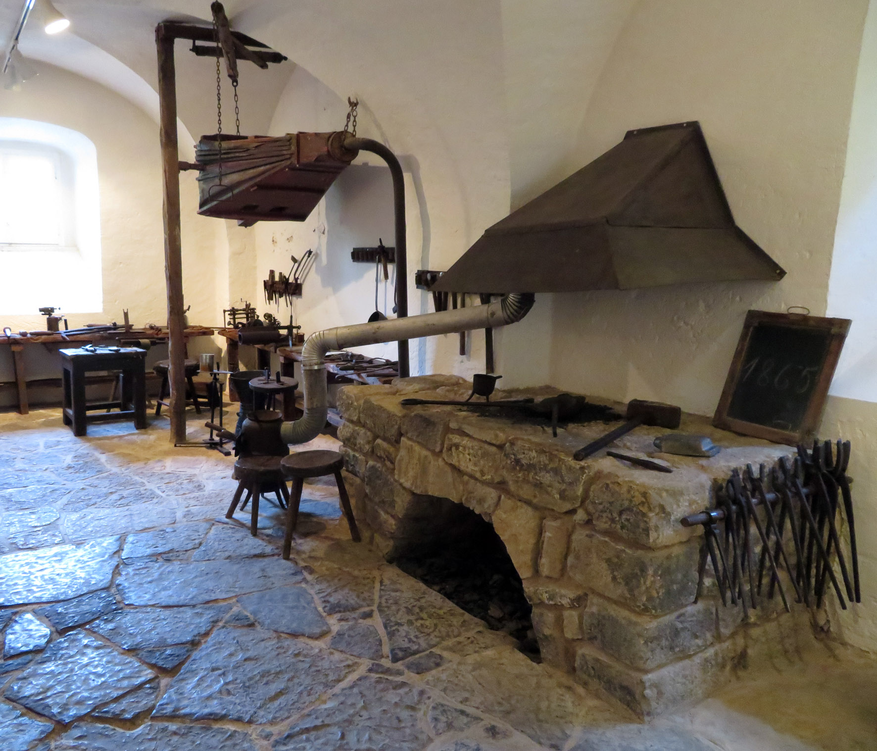 Städtisches-Museum-Seesen-im-alten-Jagdschloss-Klempnerwerkstatt