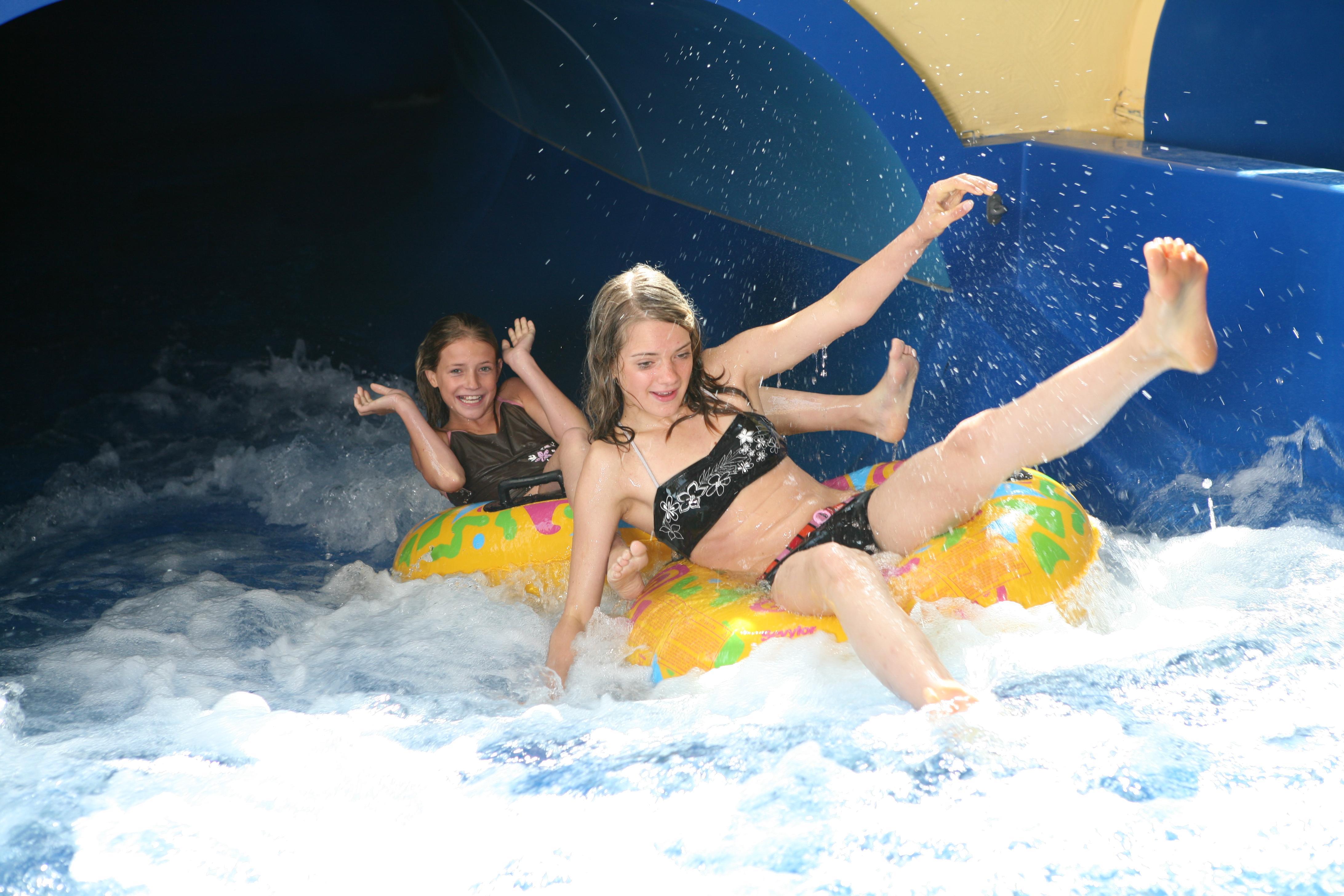 Hasseröder Ferienpark - Superrutsche im Erlebnisbad