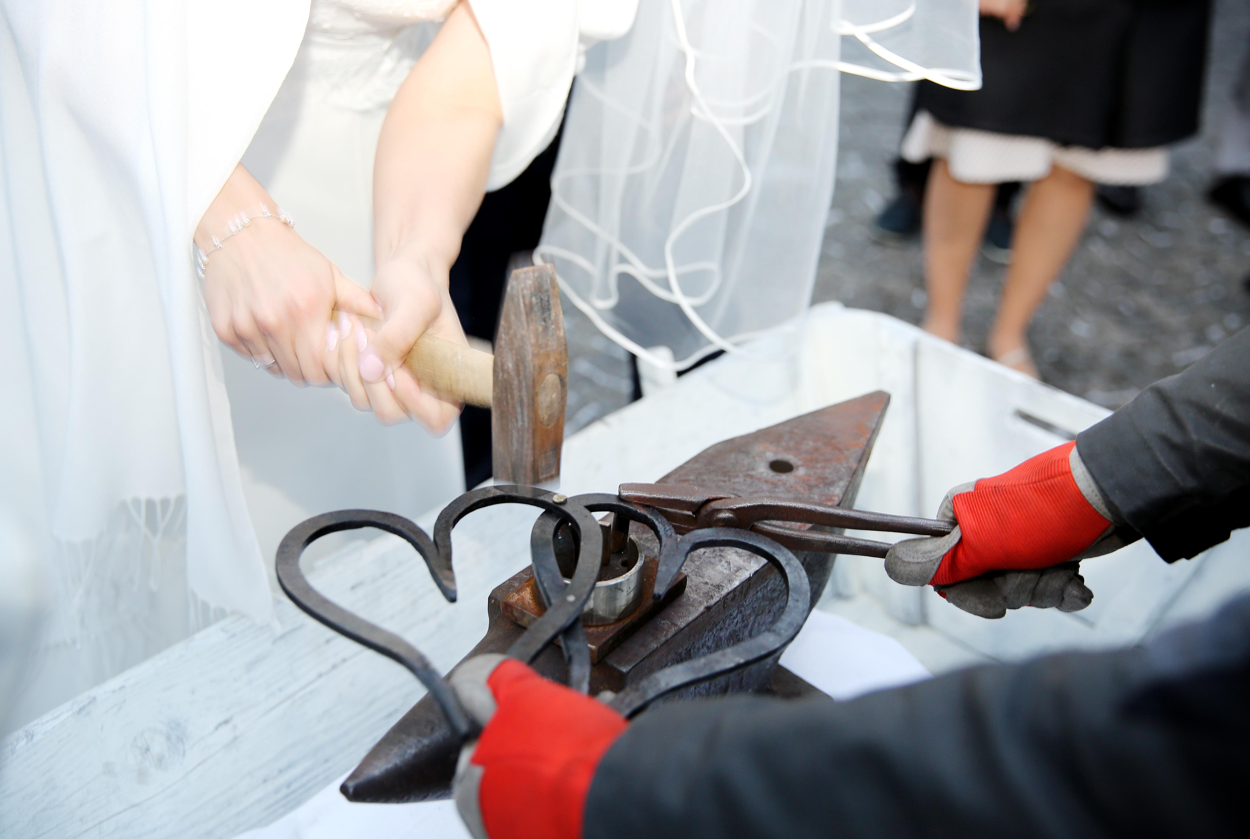 Krellsche Schmiede - Hochzeitsschmieden