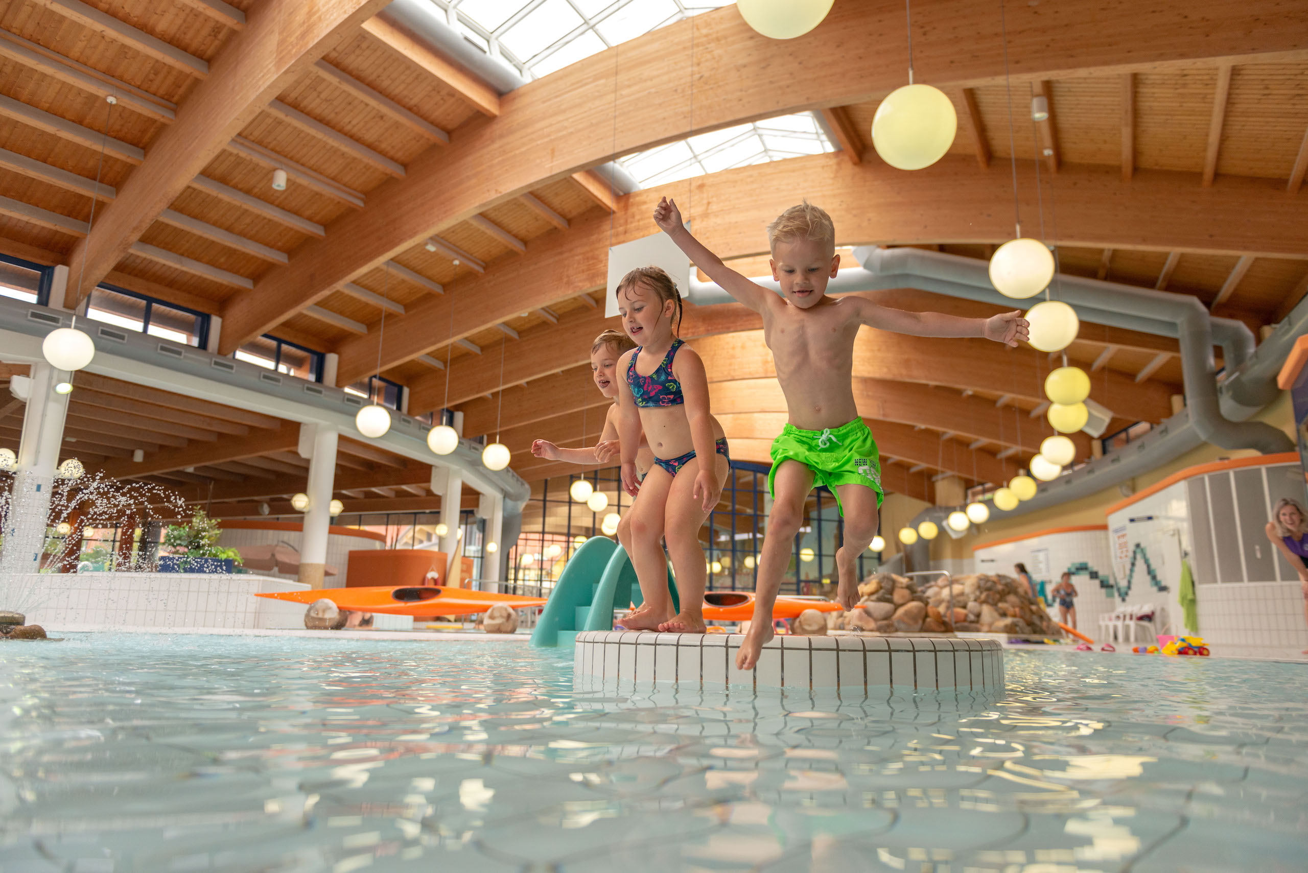 Kyffhäuser Therme Kinderbecken