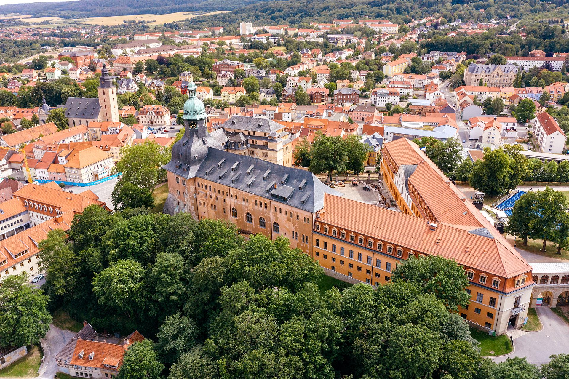 Schlossmuseum Sondershausen Ansicht