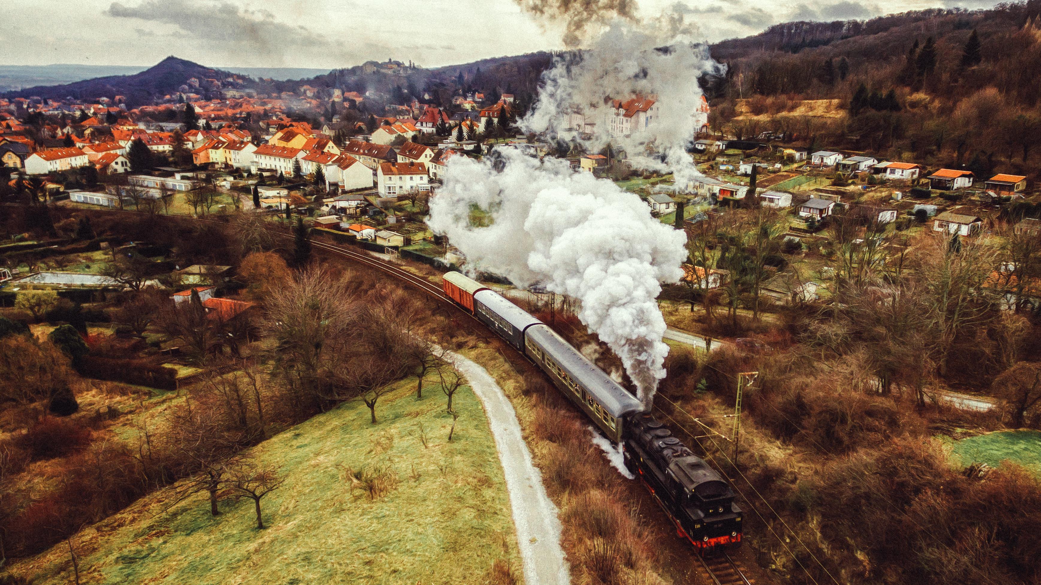 Bergkönigin Rübelandbahn Blankenburg