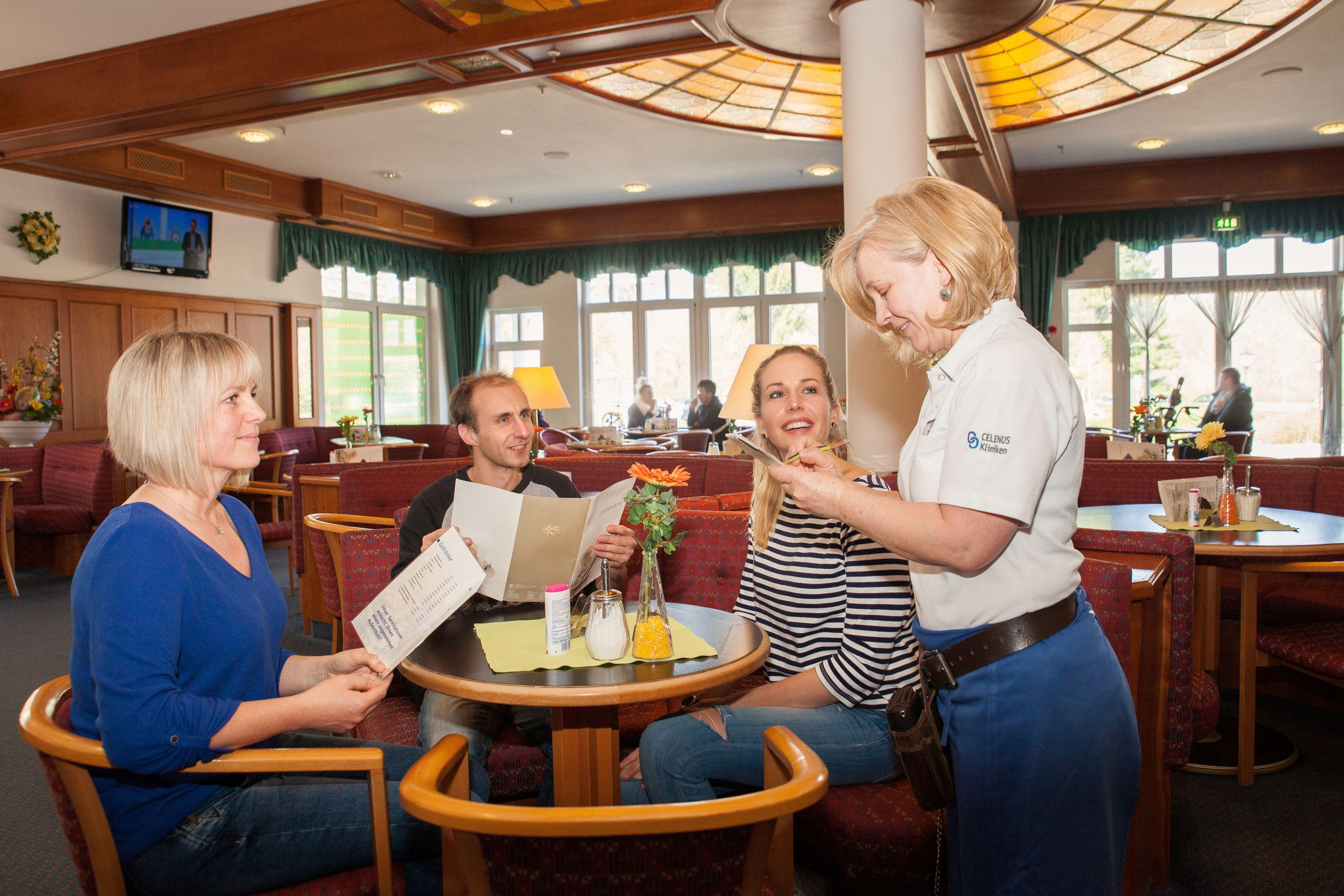 Restaurant - Teufelsbad Fachklinik Blankenburg