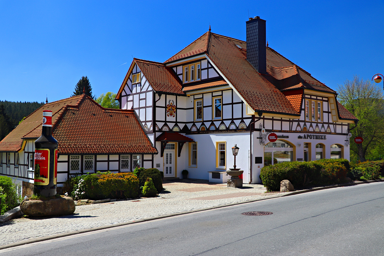 Stammhaus Schierker Feuerstein, Schierke
