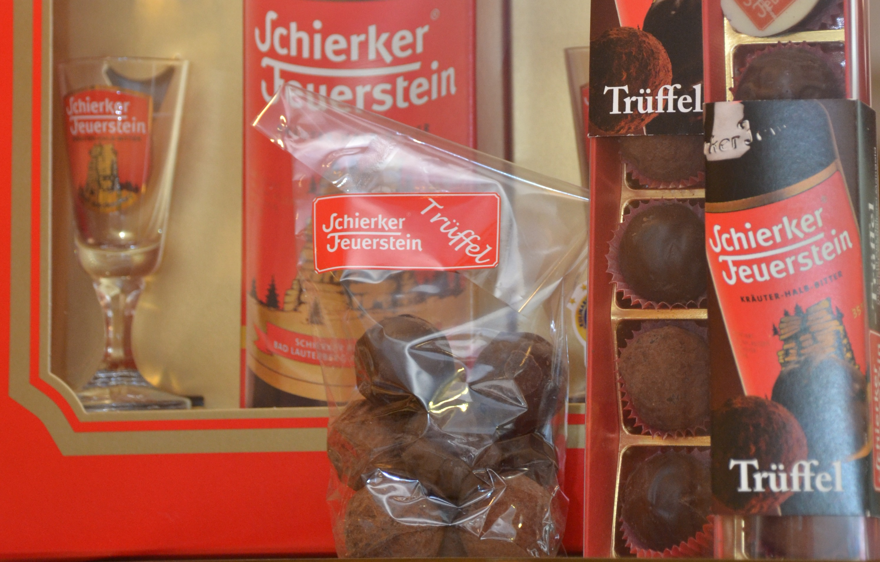 2-Meister-Conditorei Mangold - Schierker & Trüffel