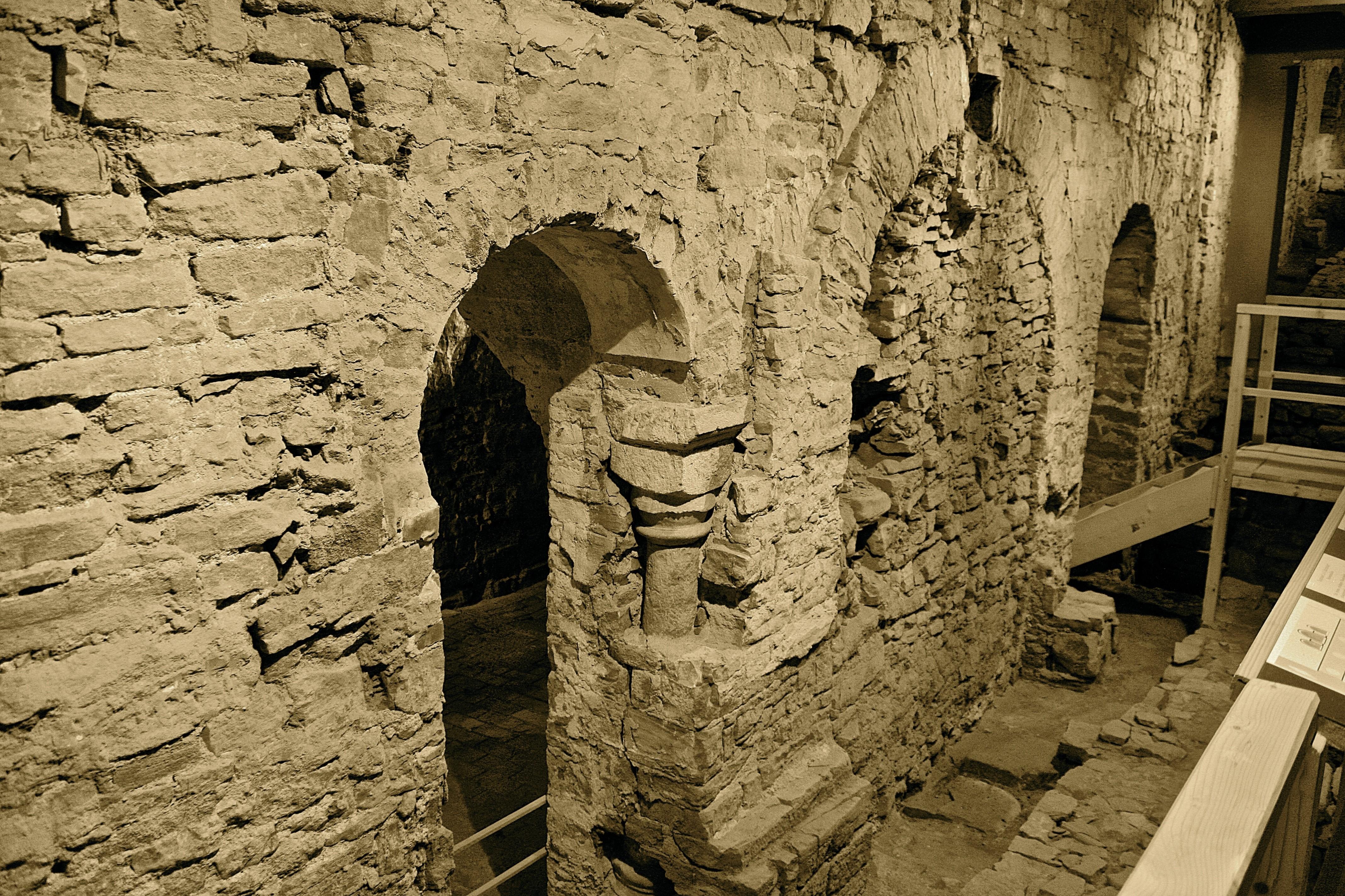 Kloster Wendhusen, Westkrypta