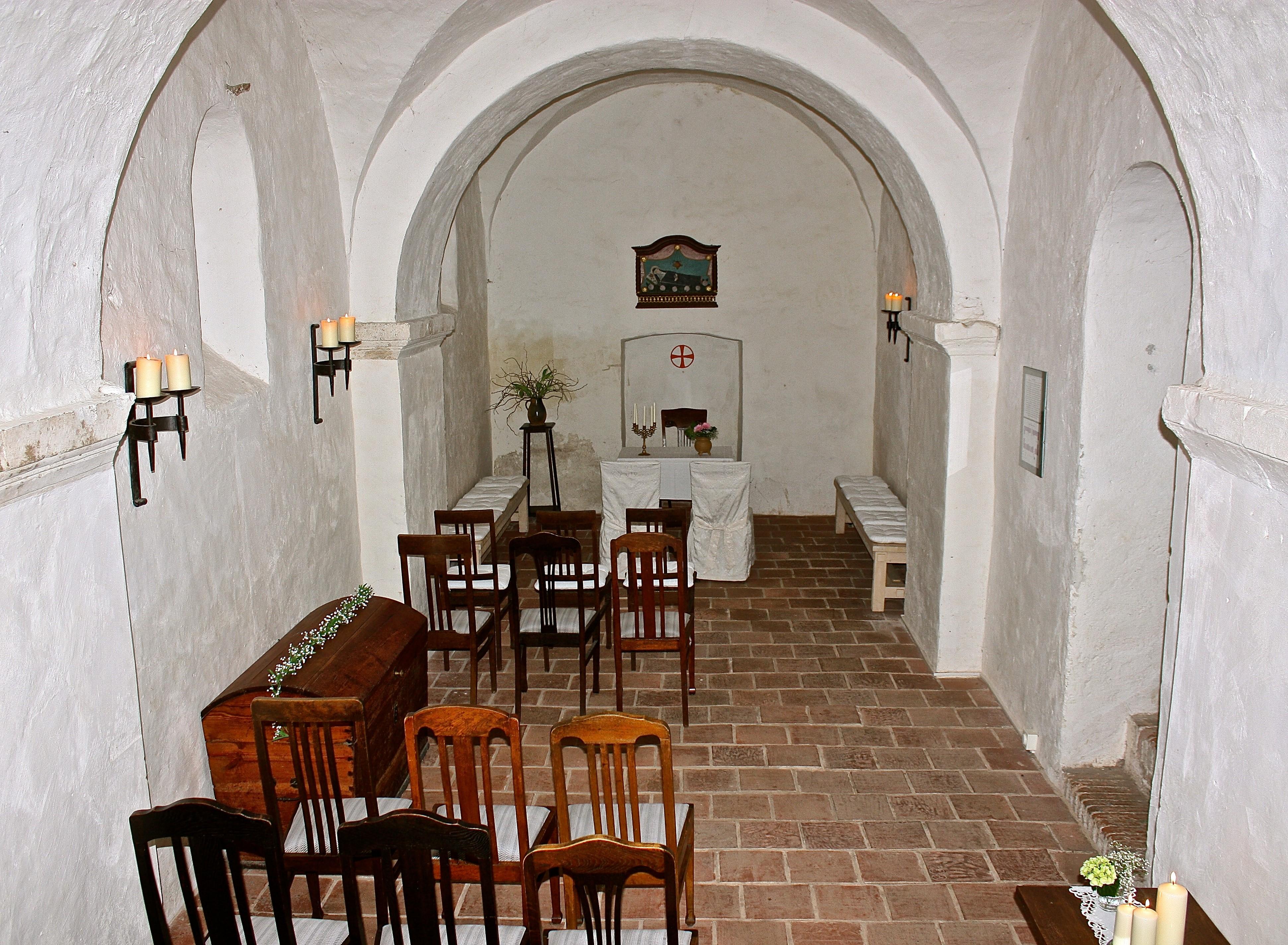 Kloster Wendhusen, Turmsaal