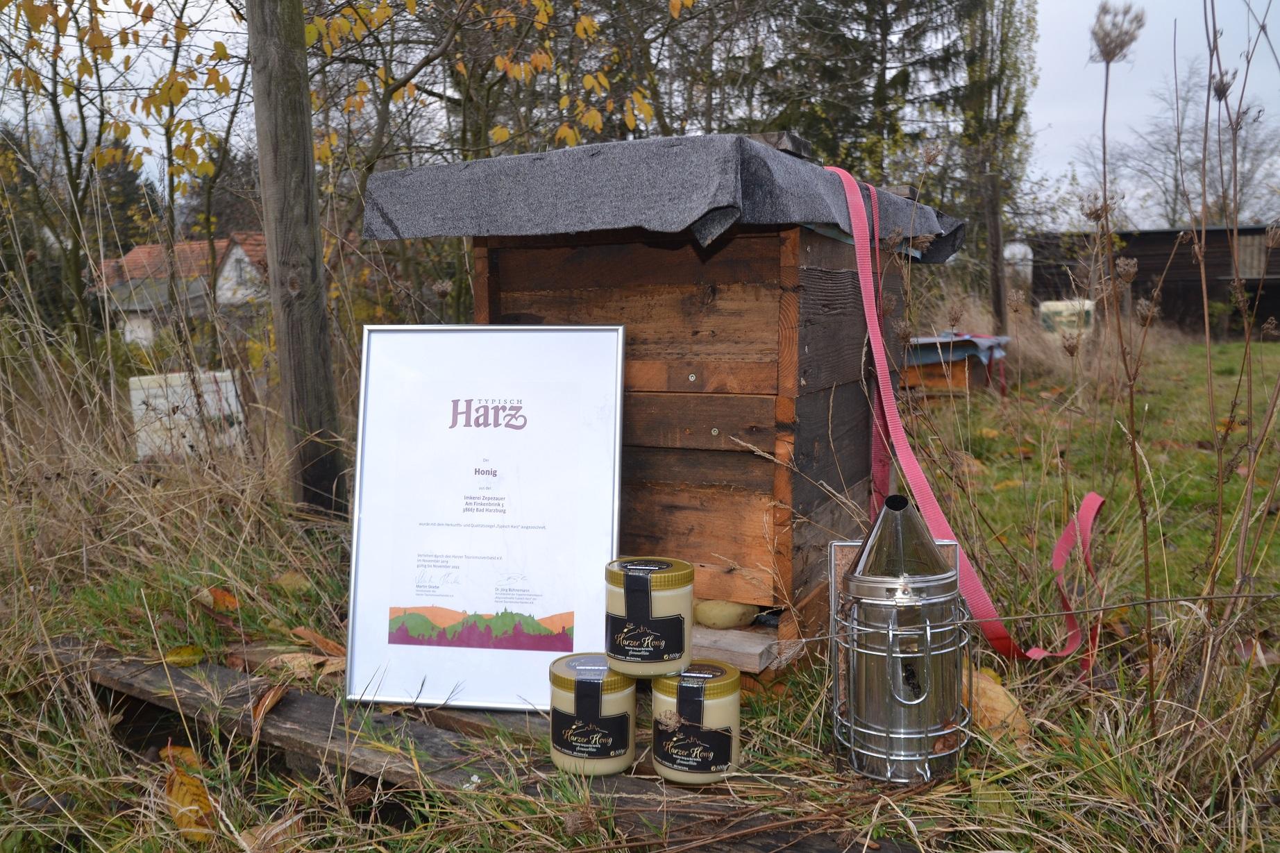 Imker Zepezauer - Herbststimmung am Butterberg