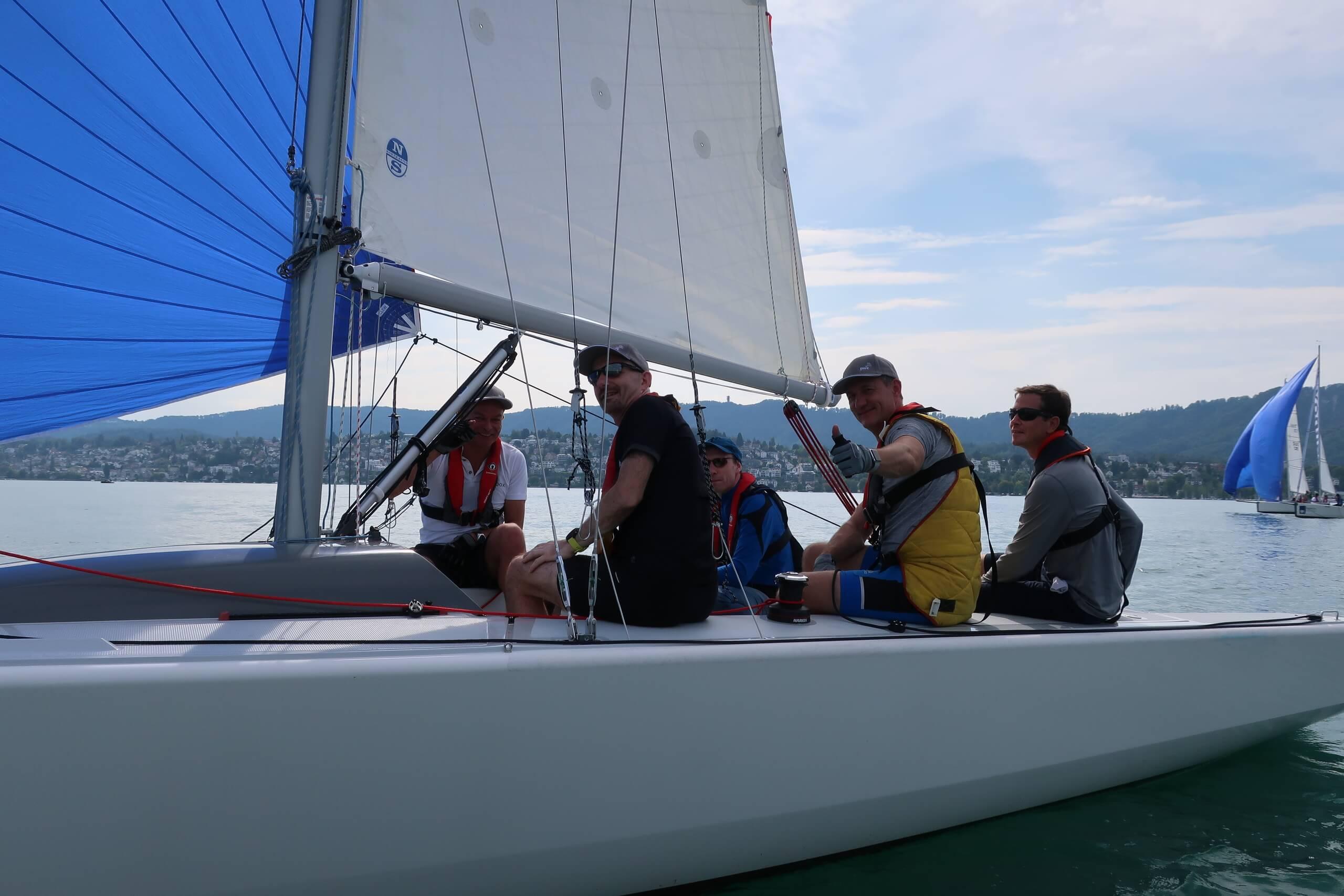 zürichsee-sommer-segeln