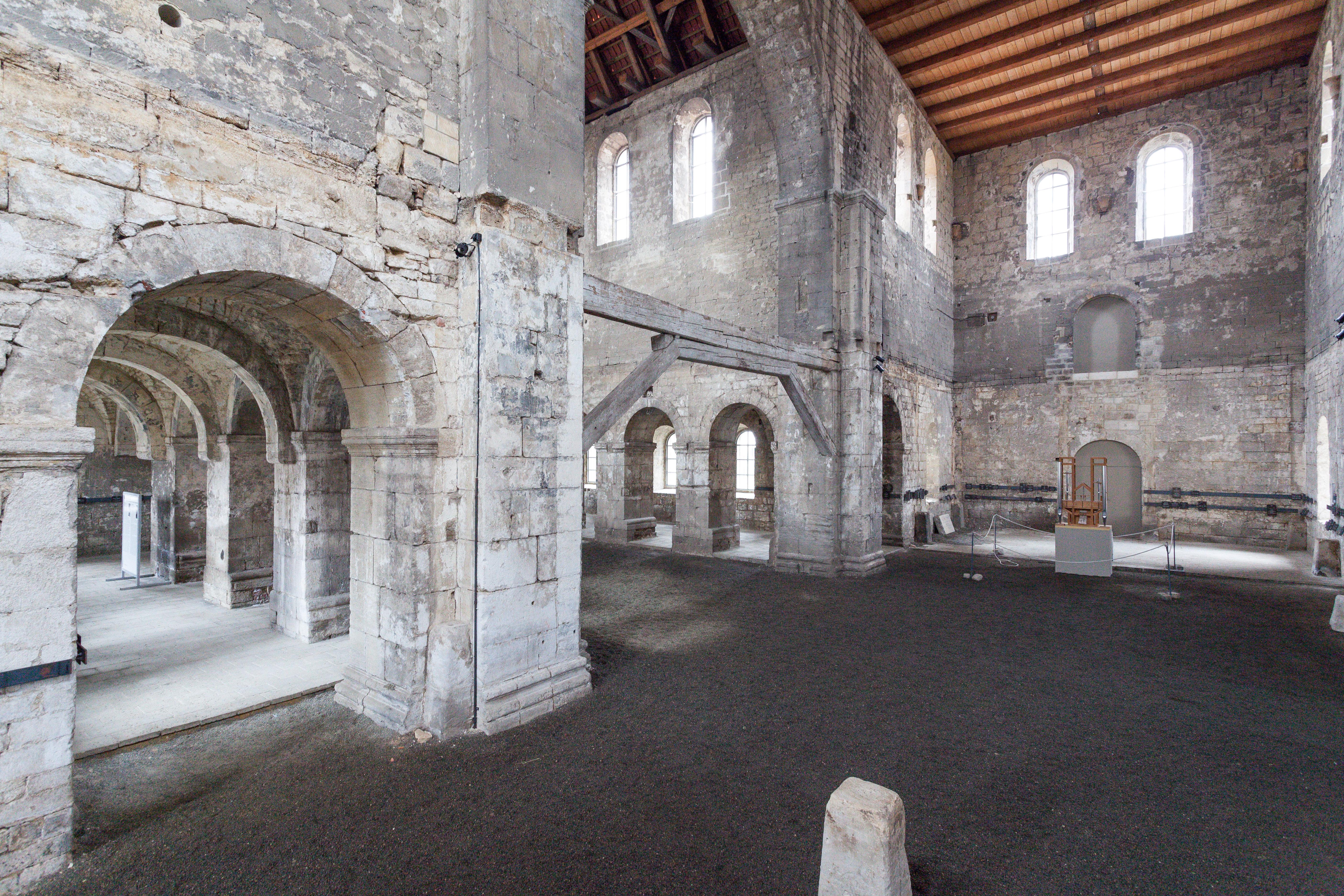 Kloster Burchardi, John Cage Projekt