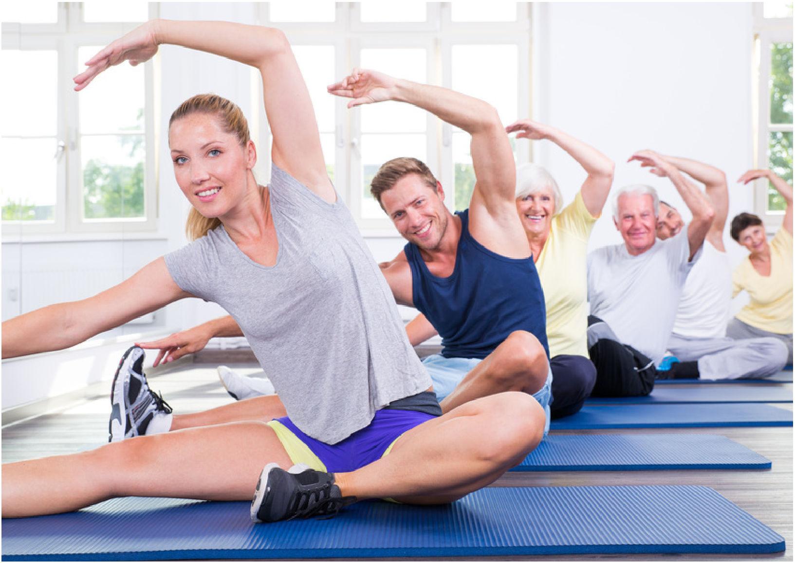 Yoga Harz Vital & Aktiv
