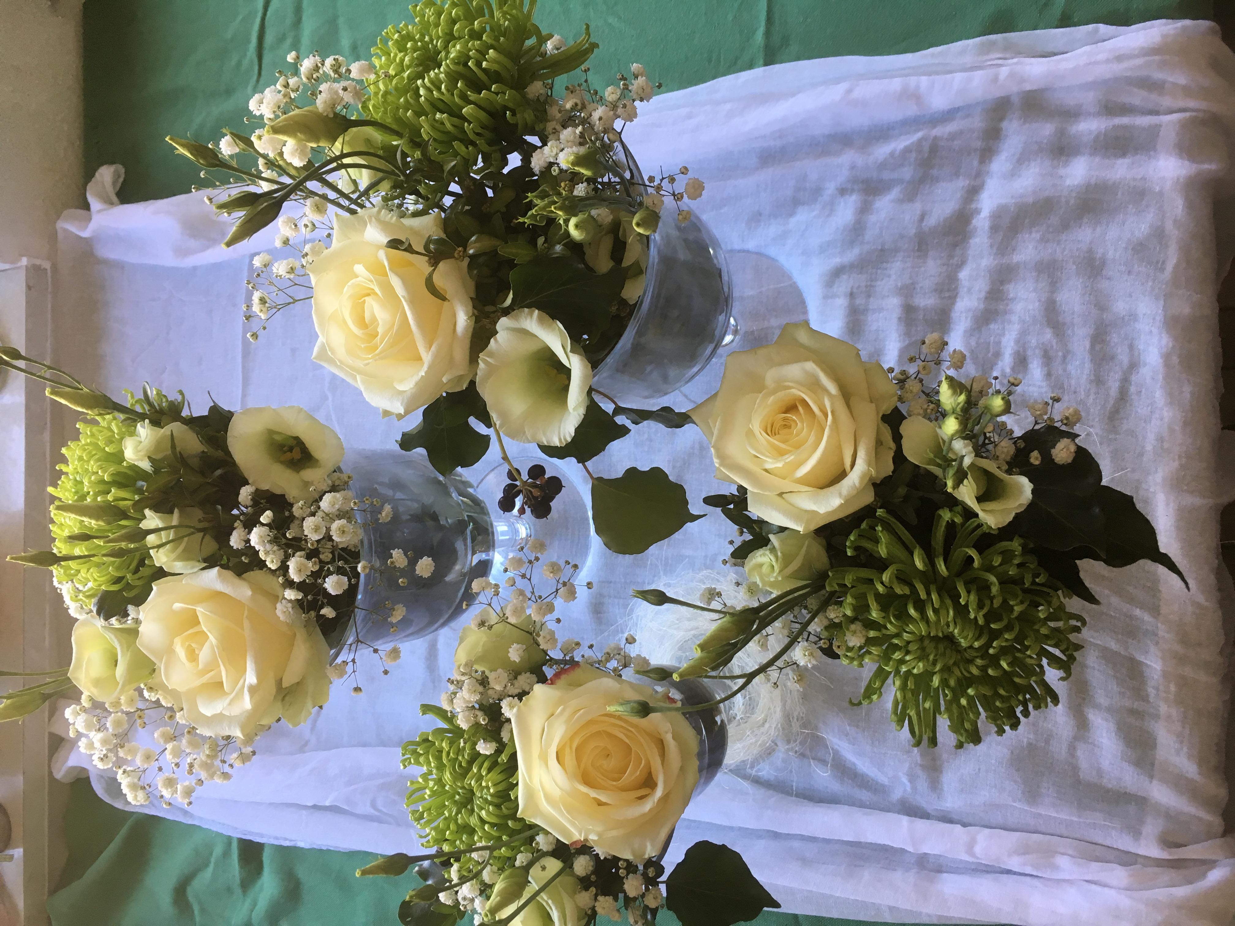 Blumen-Variationen