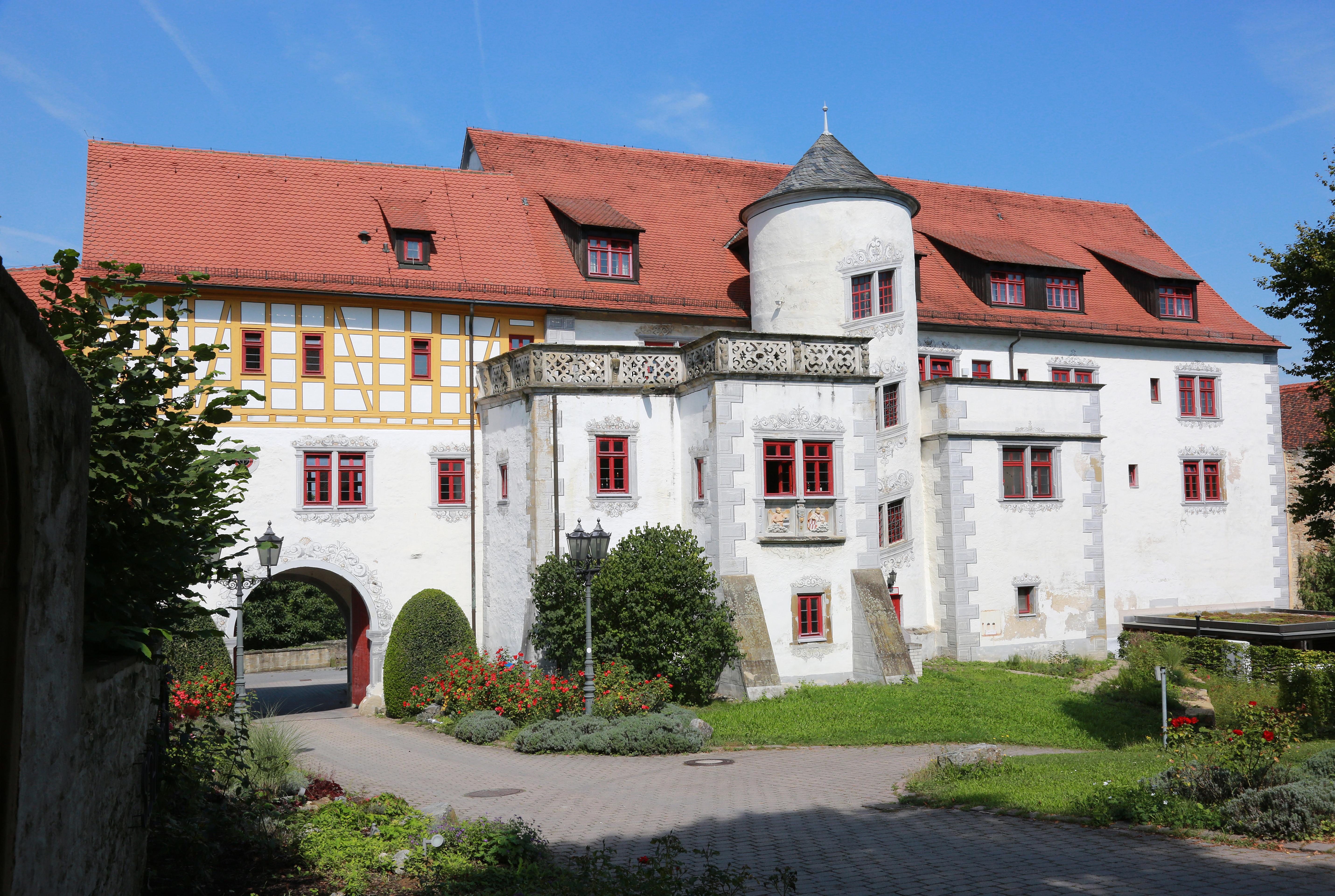 Schloss Liebenstein