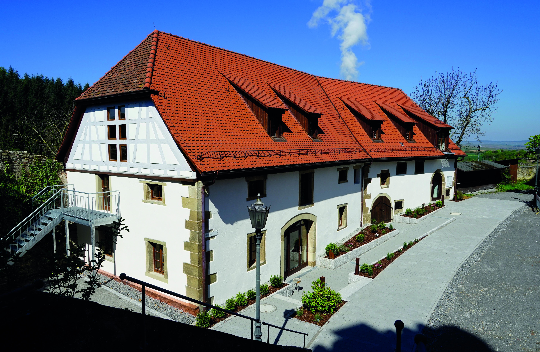 Schloss Liebenstein Schafstall