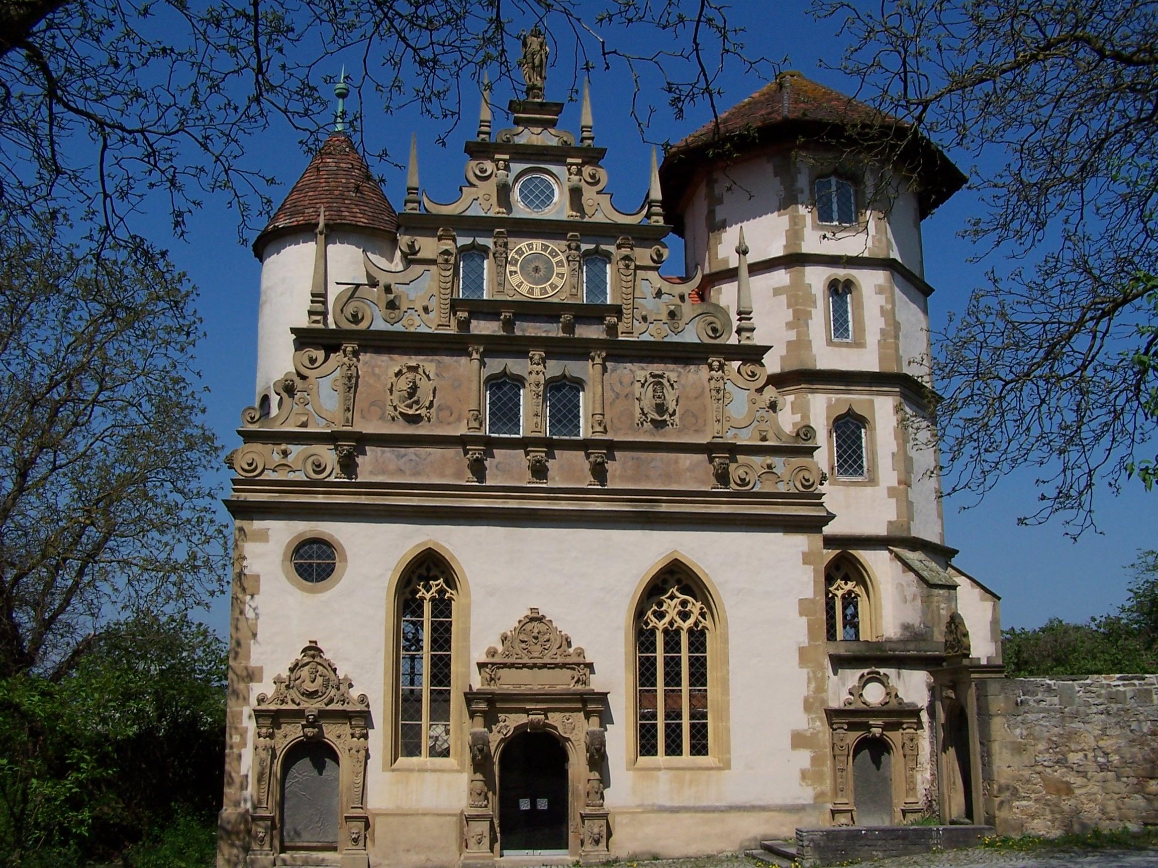 Schlosskapelle Liebenstein