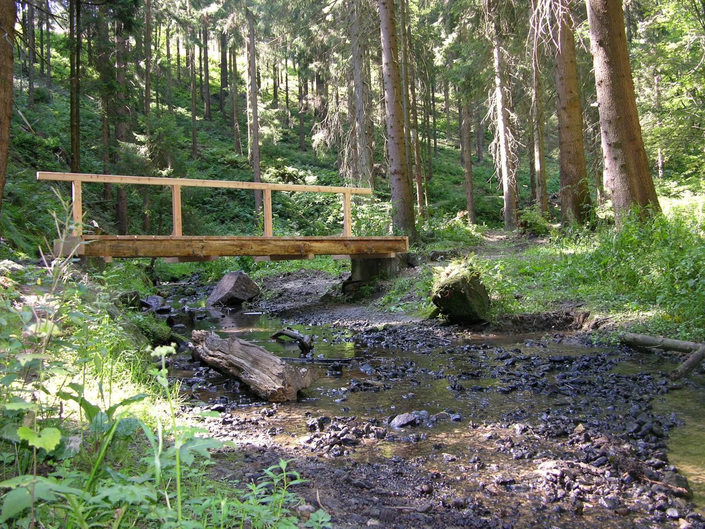 Silberbachtal Brücke