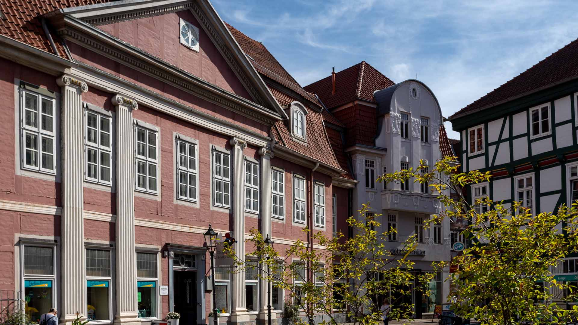 Stechinellihaus in Celle