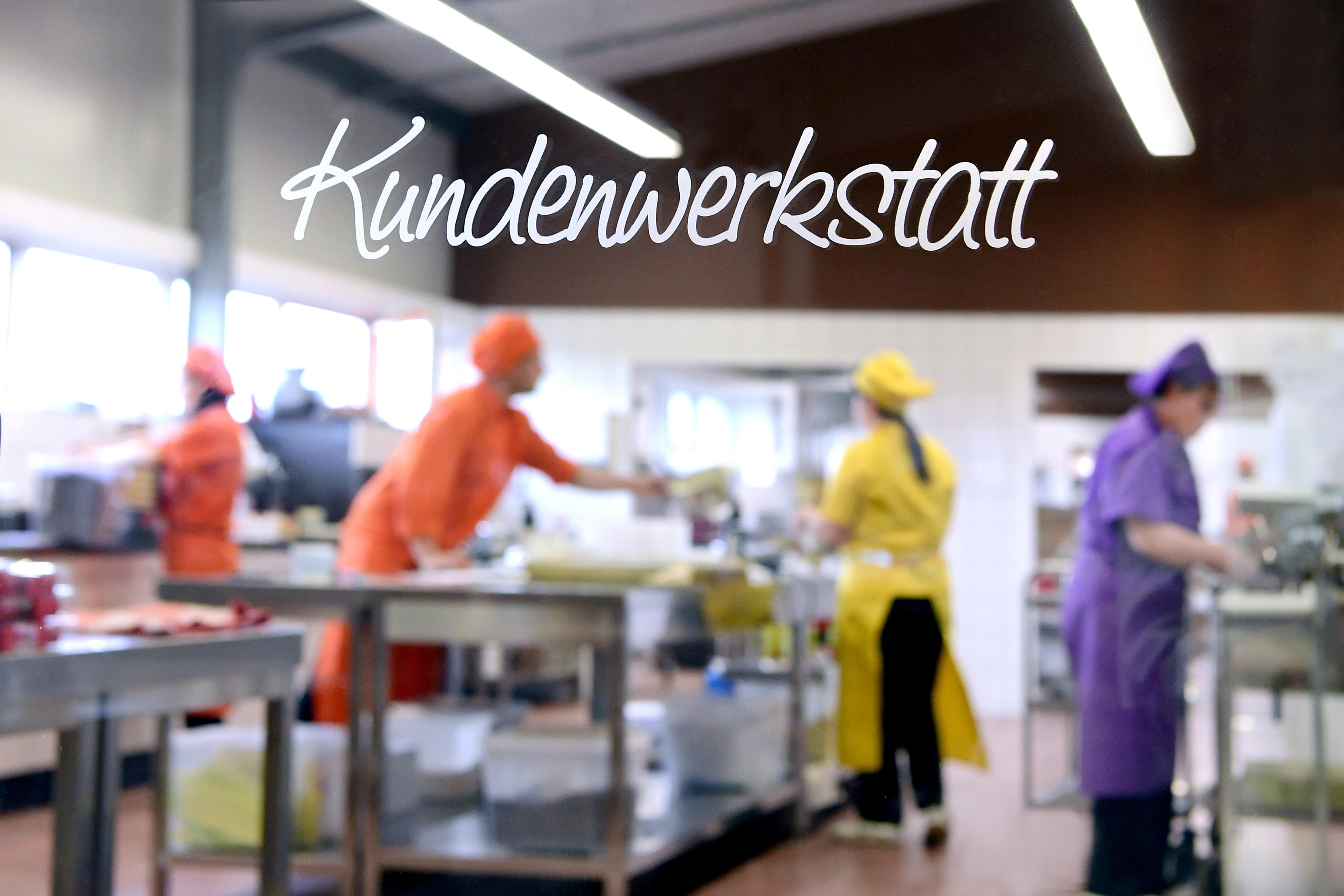 Küche Goethe Chocolaterie
