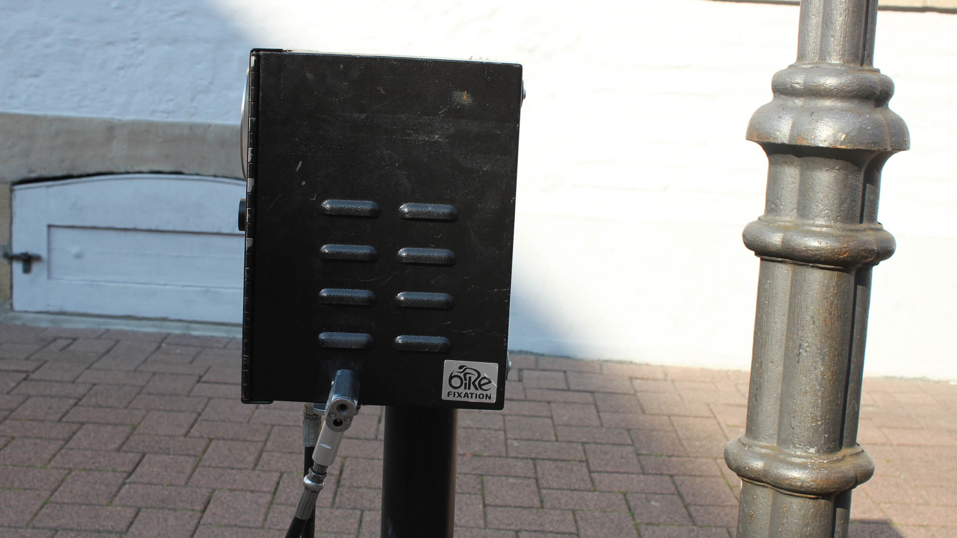 Fahrrad-Luftpumpe in Celle