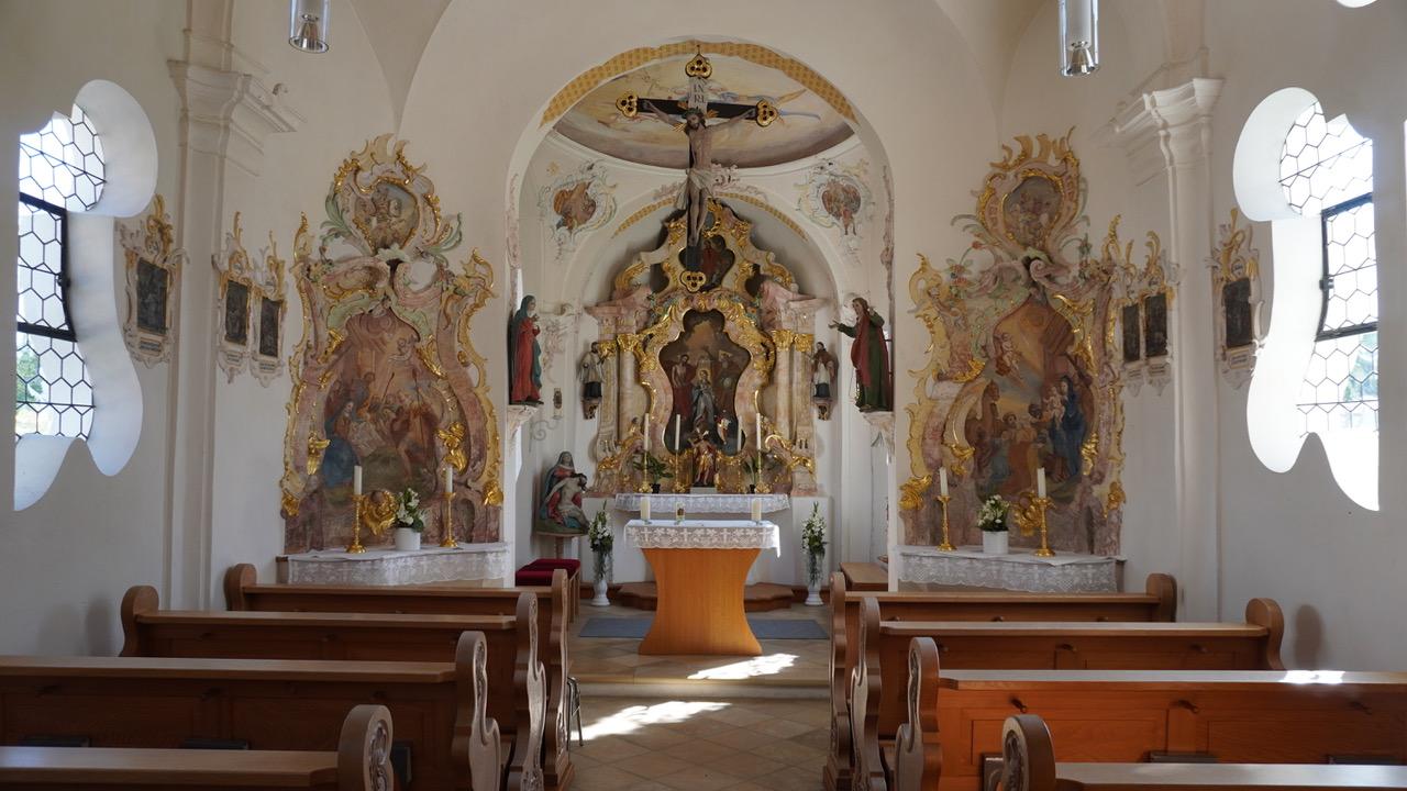 Rokokokapelle Dietershofen