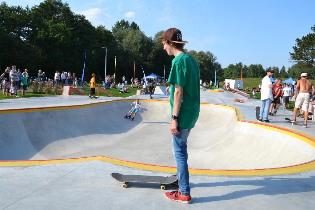 Skatepark `Altes Klärwerk`
