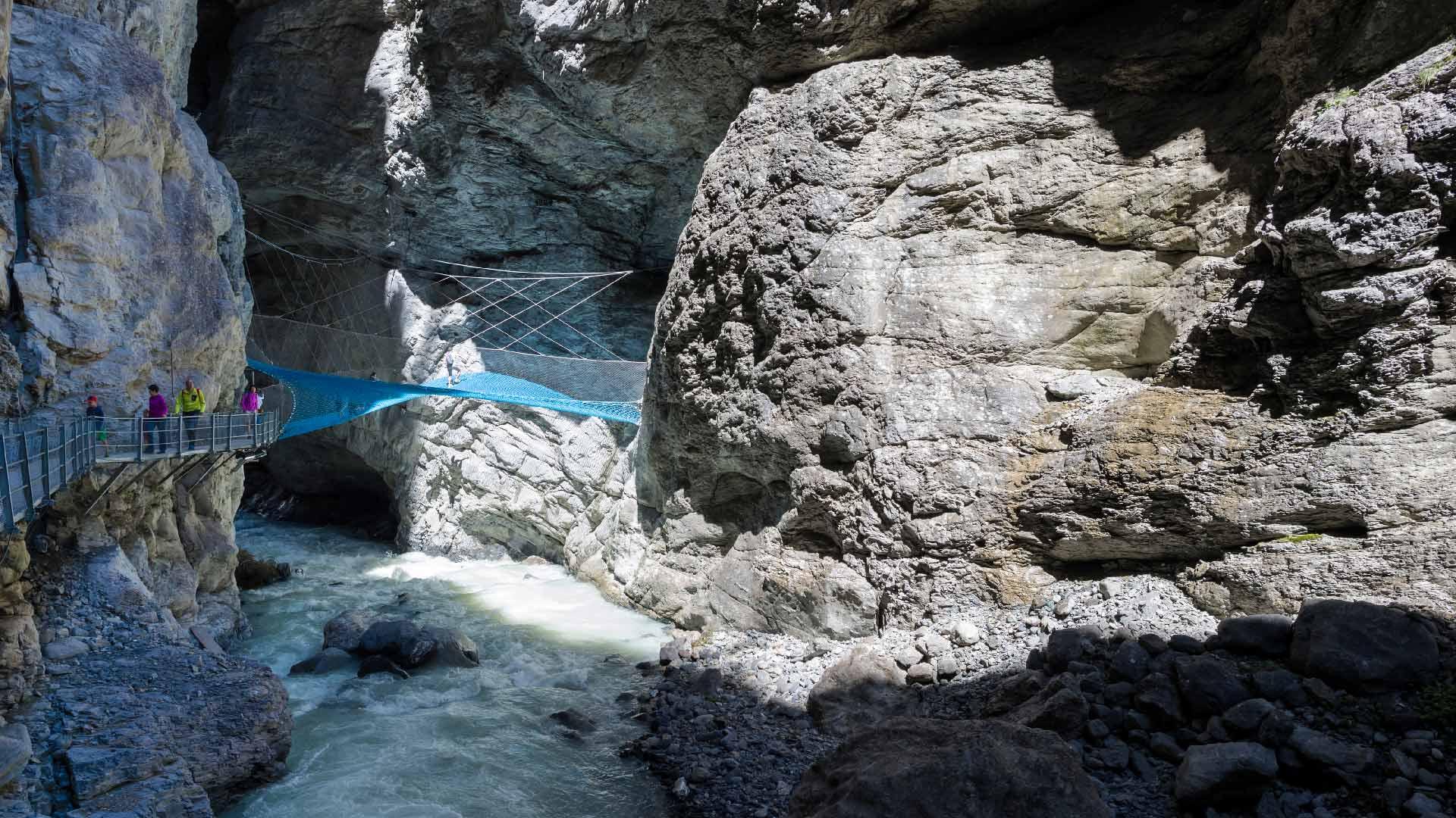 gletscherschlucht-grindelwald-tragnetz-schlucht