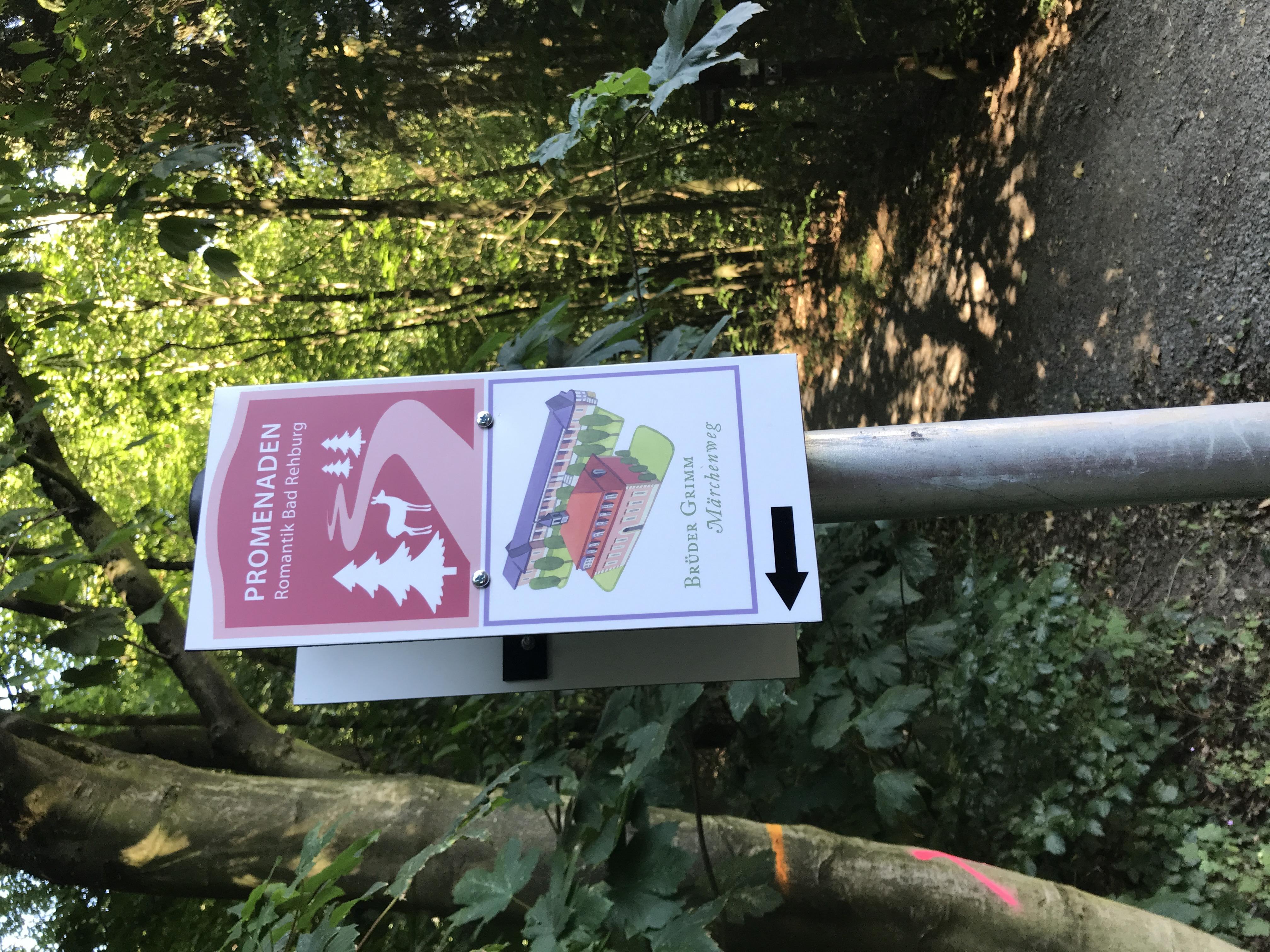 Märchen- und Promenadenweg
