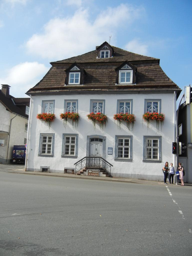 Weyrather-Haus aus dem Jahre 1794